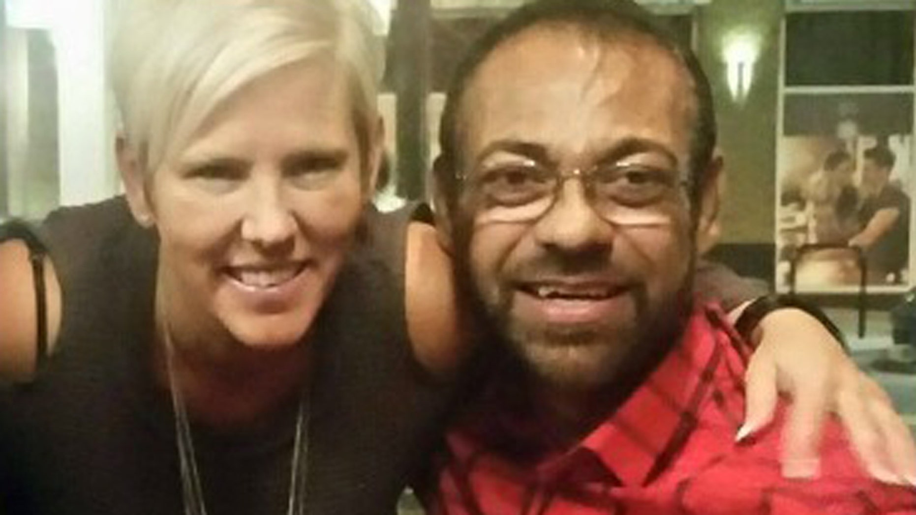 Kim Menders reached out to Oscar Serrano after reading his story on Facebook.