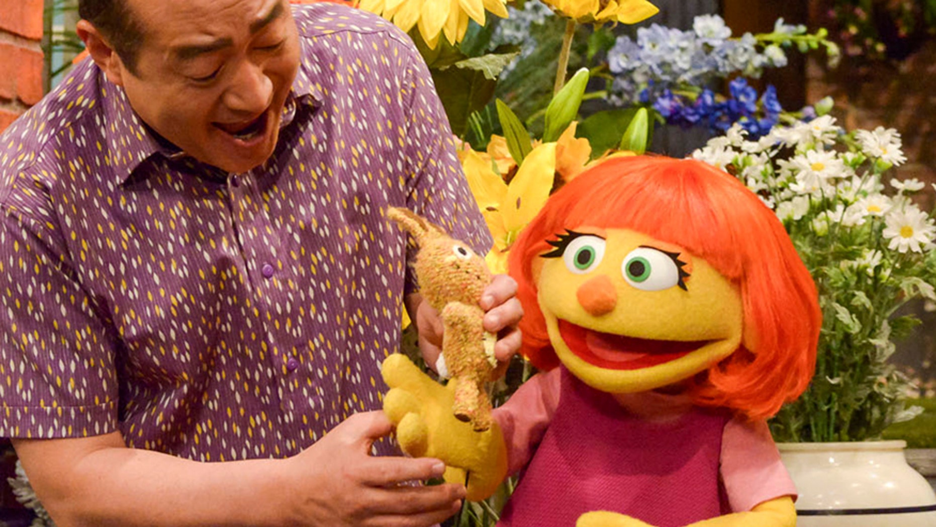 Sesame Street' to introduce Muppet with autism | Fox News