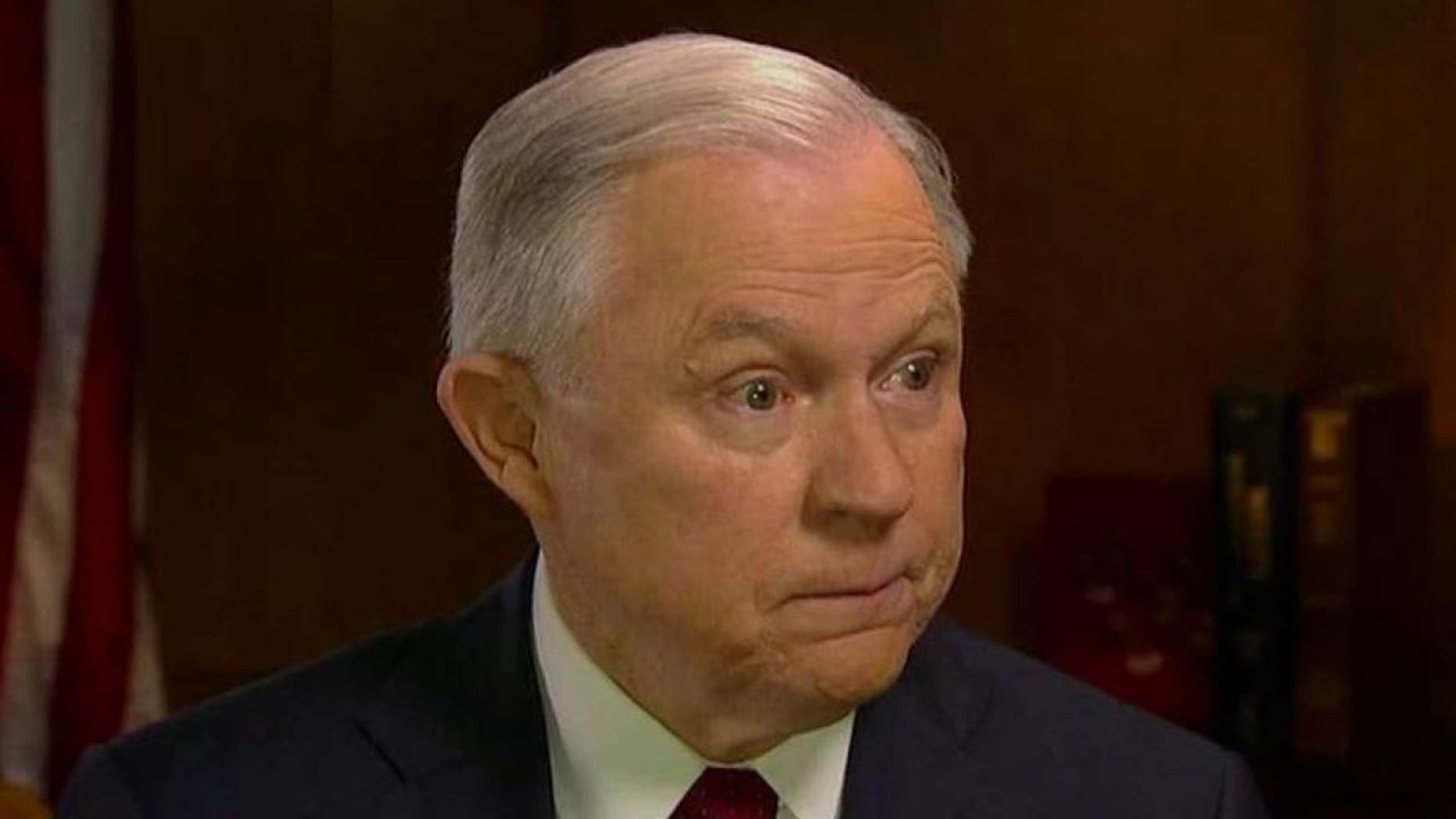 Attorney General Jeff Sessions said he would not immediately appoint a new special counsel to investigate Republican concerns involving the FBI and Justice Department.
