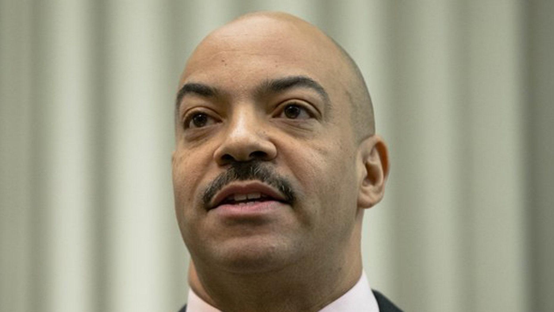 Philadelphia District Attorney Seth Williams