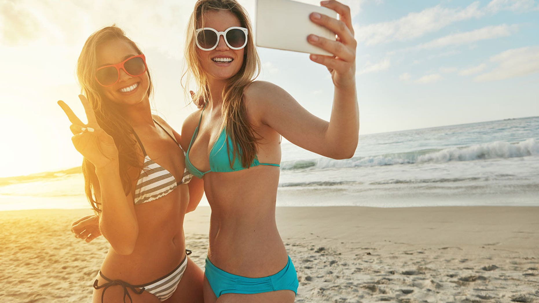 Can't get away? You can still live vicariously through beachgoers on Instagram.