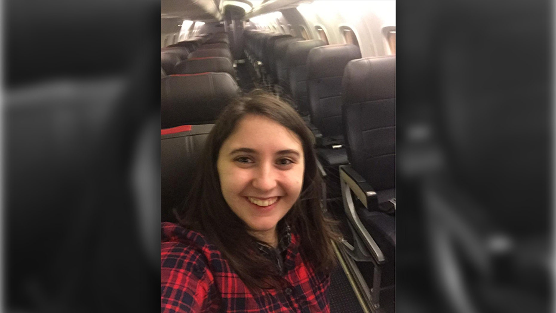 Beth VerSteeg got herself booked on a staff-only flight by accident — and she says they still gave her the entire safety demonstration.
