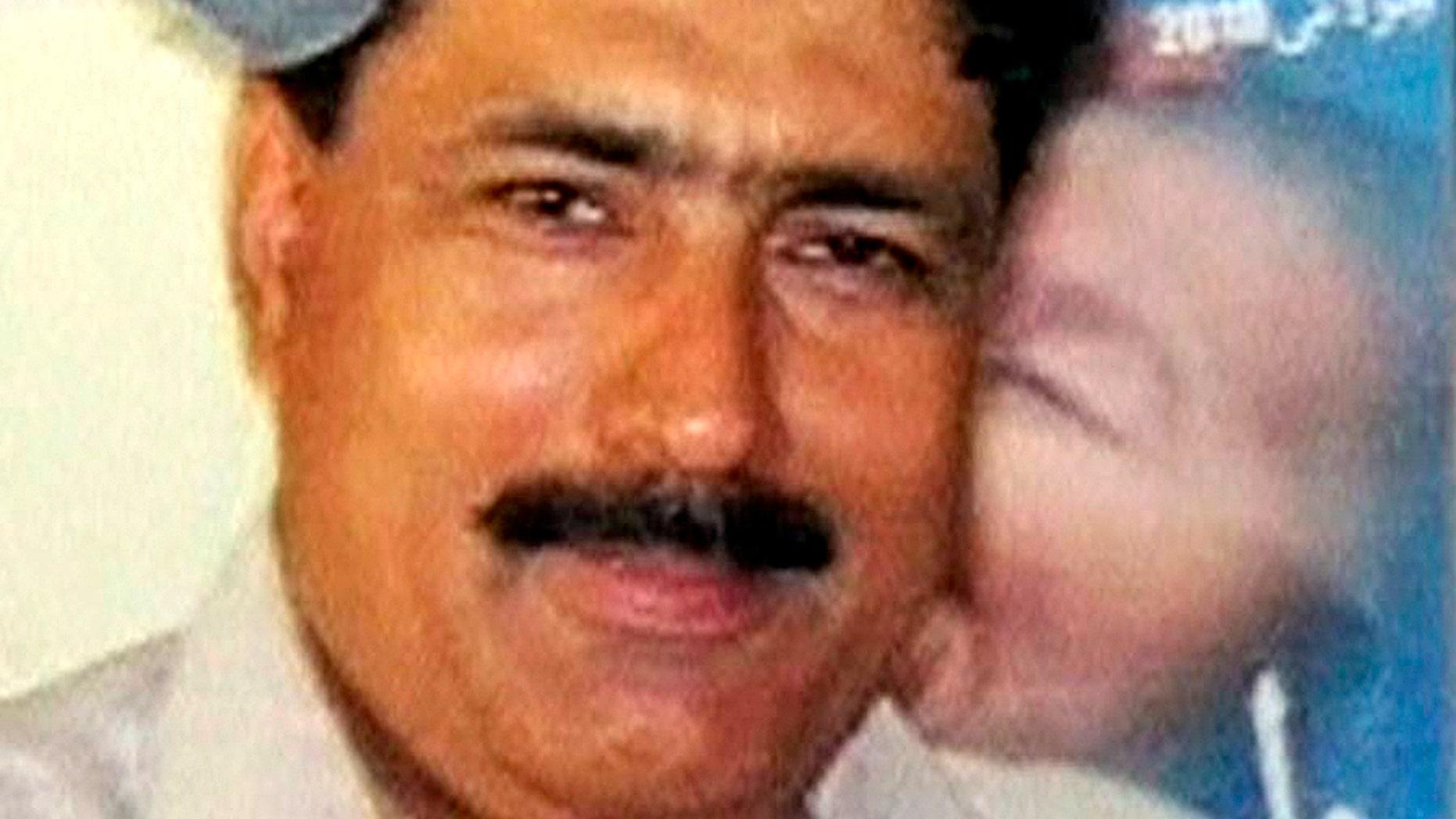 Shakil Afridi.   REUTERS