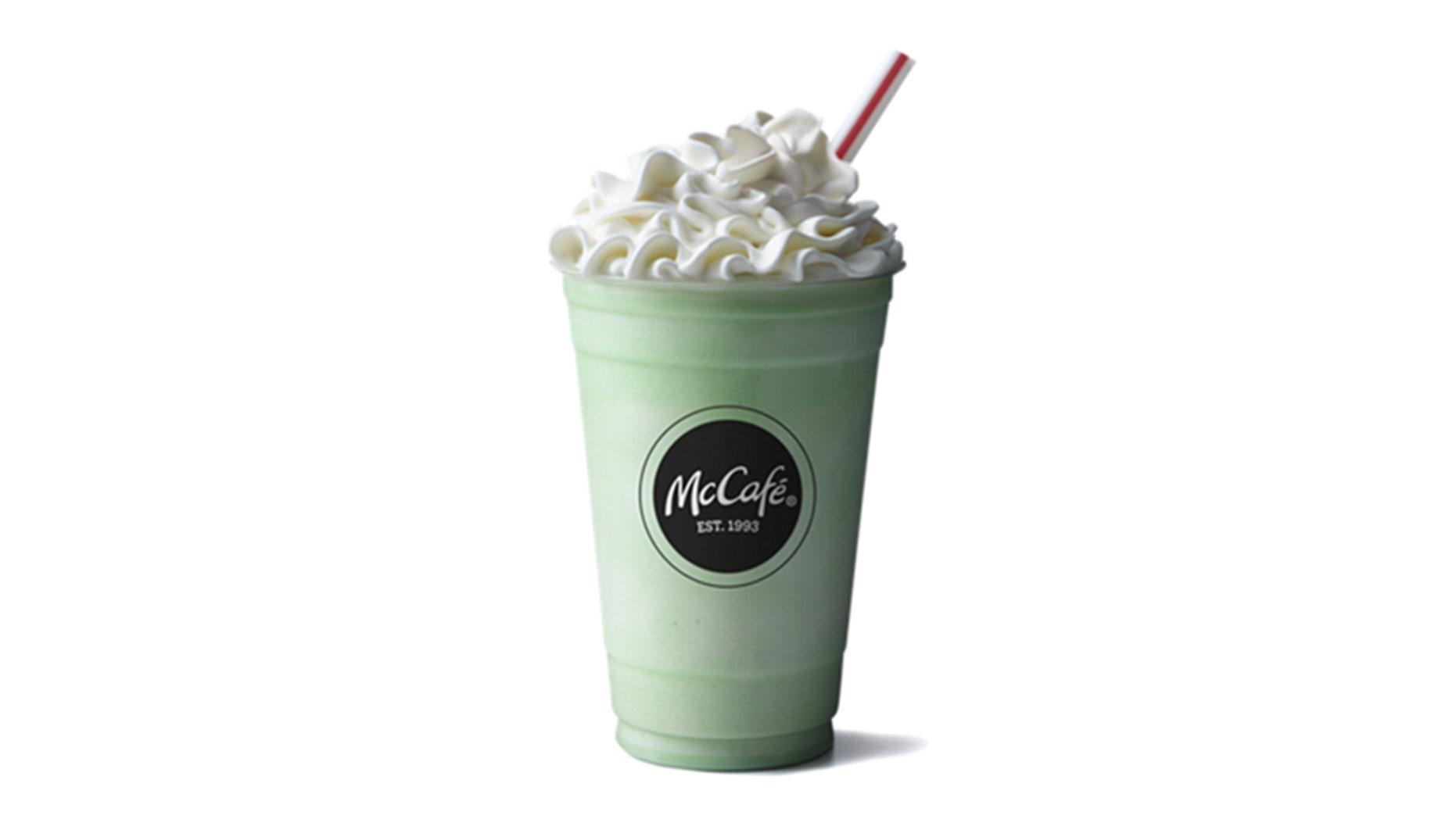 Shamrock Shake returns to McDonald\'s today | Fox News