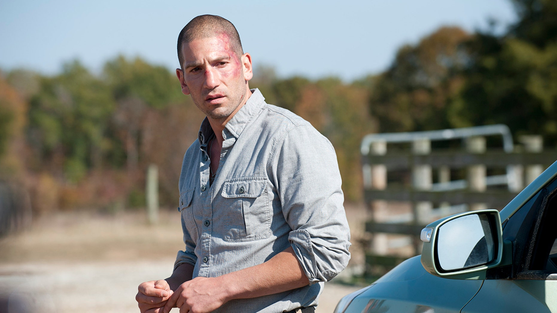 Shane Walsh (Jon Bernthal) - The Walking Dead - Season 2, Episode 12 - Photo Credit: Gene Page/AMC