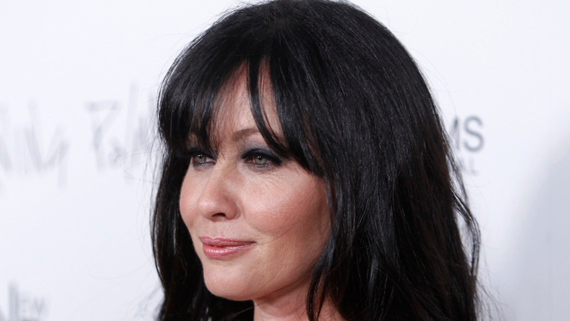 Shannen Doherty, here in a 2011 file photo, was diagnosed with breast cancer in August 2015 and revealed in April 2017 she was in remission.