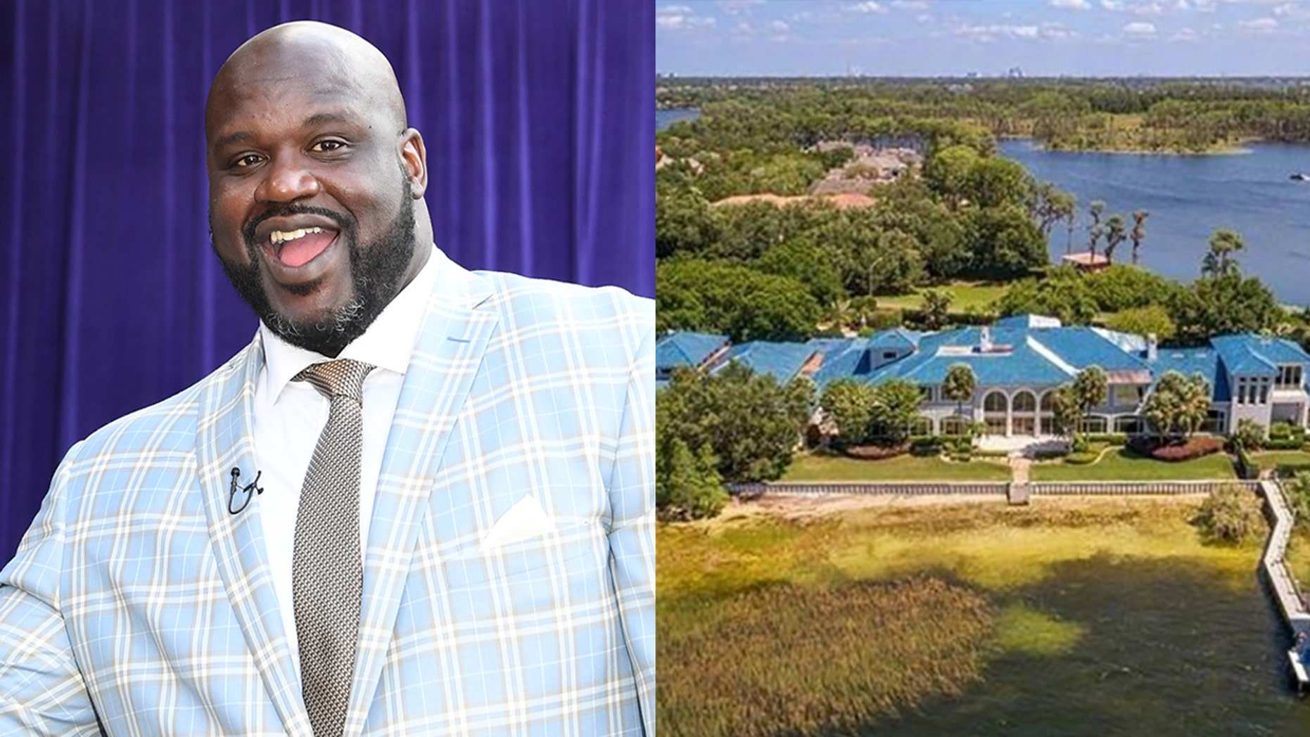 The legendary NBA star has put the Orlando mansion up for sale.
