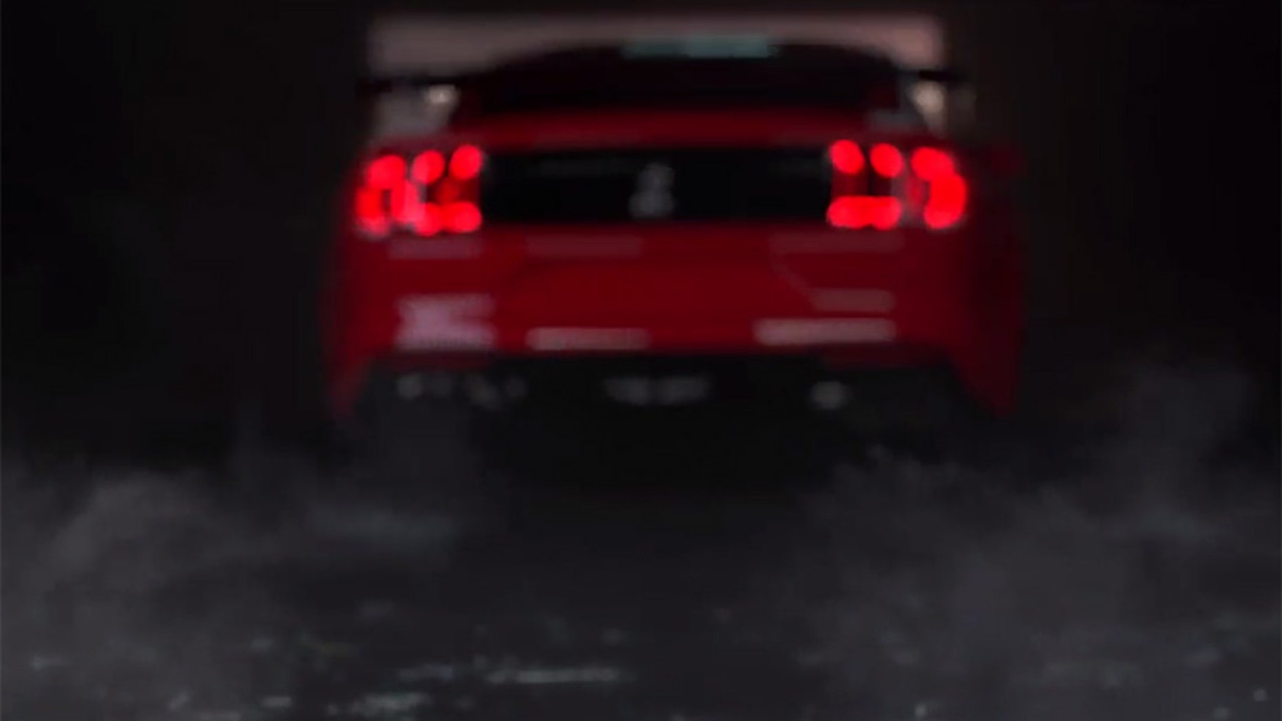 5585445191 Ford has only released teaser images of the new Shelby GT500 and said that  it will