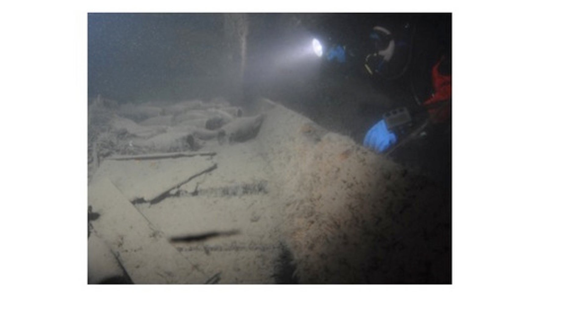 Divers found the bottles in 2010 while exploring a shipwreck in the Baltic Sea.