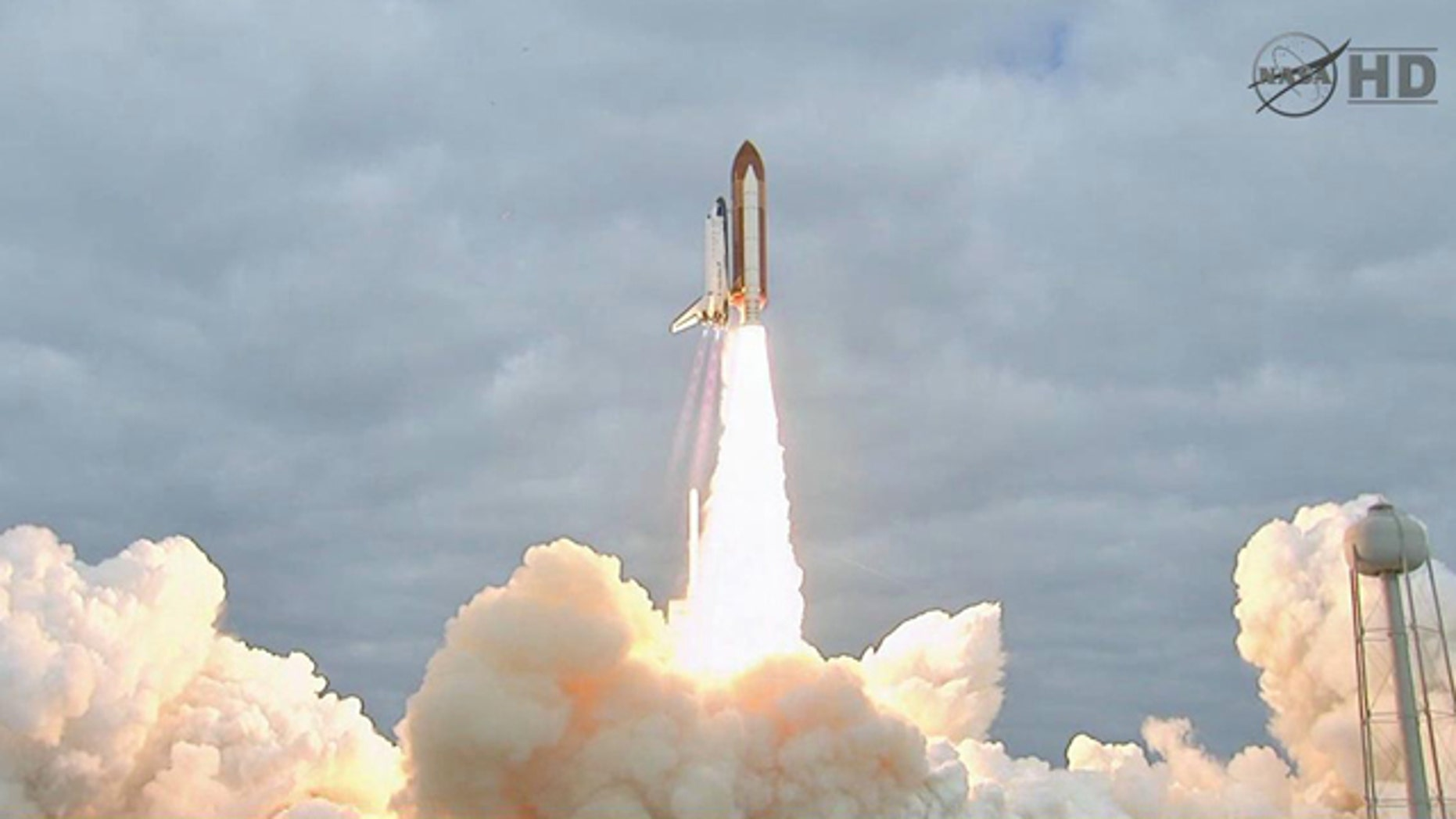 May 16, 2011: Space shuttle Endeavour blasts off flawlessly on its final flight from Kennedy Space Center.