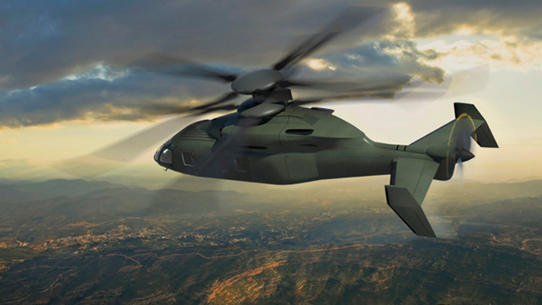 Sikorsky and Boeing announced the name of the team's Joint Multi-Role Technology Demonstrator helicopter Oct. 21: the SB>1 Defiant. The announcement came at the AUSA Annual Meeting and Exposition in Washington, D.C.