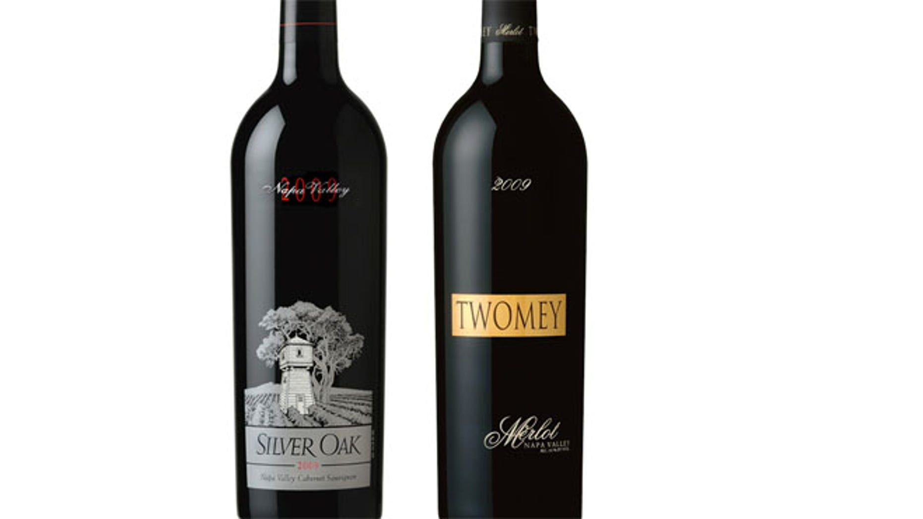 Twomey sells upscale merlot, sauivgnon blanc and pinot noir.
