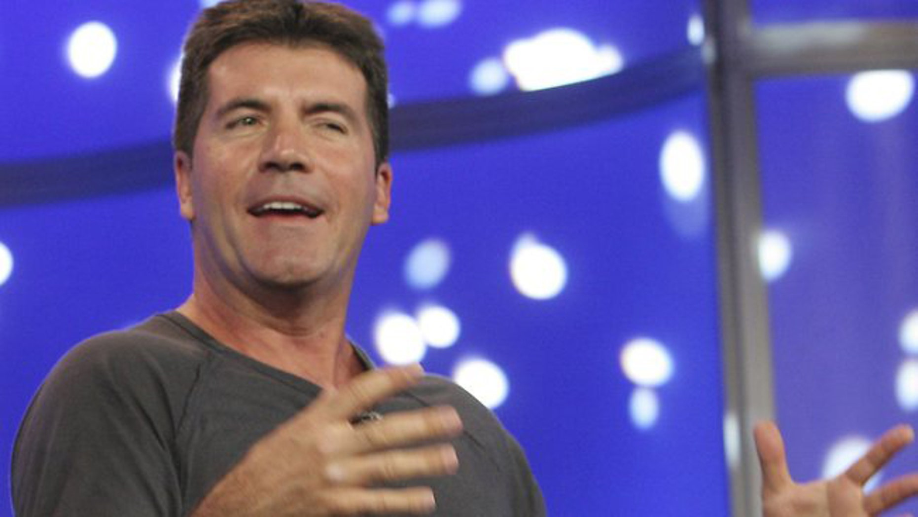 Simon Cowell may be looking to bring his talent show success to the tech industry.