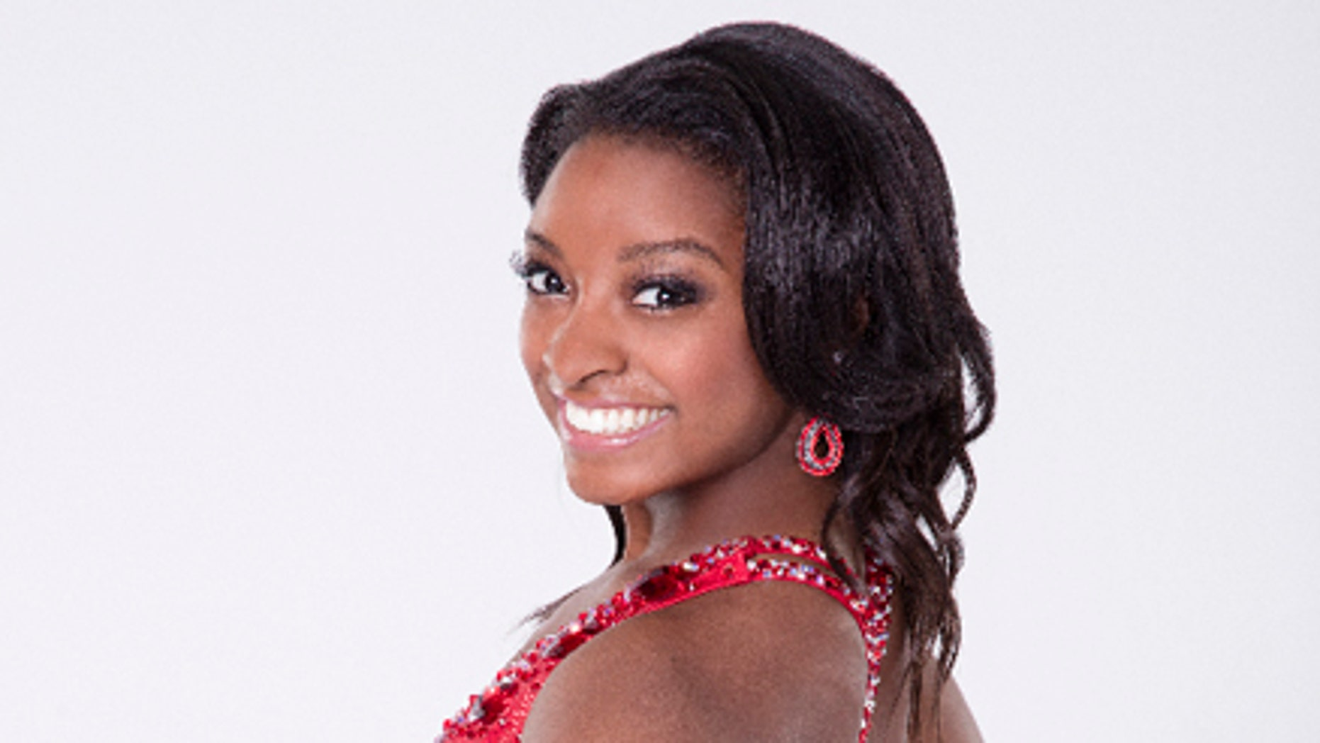 """Simone Biles competes on Season 24 of """"Dancing with the Stars."""""""