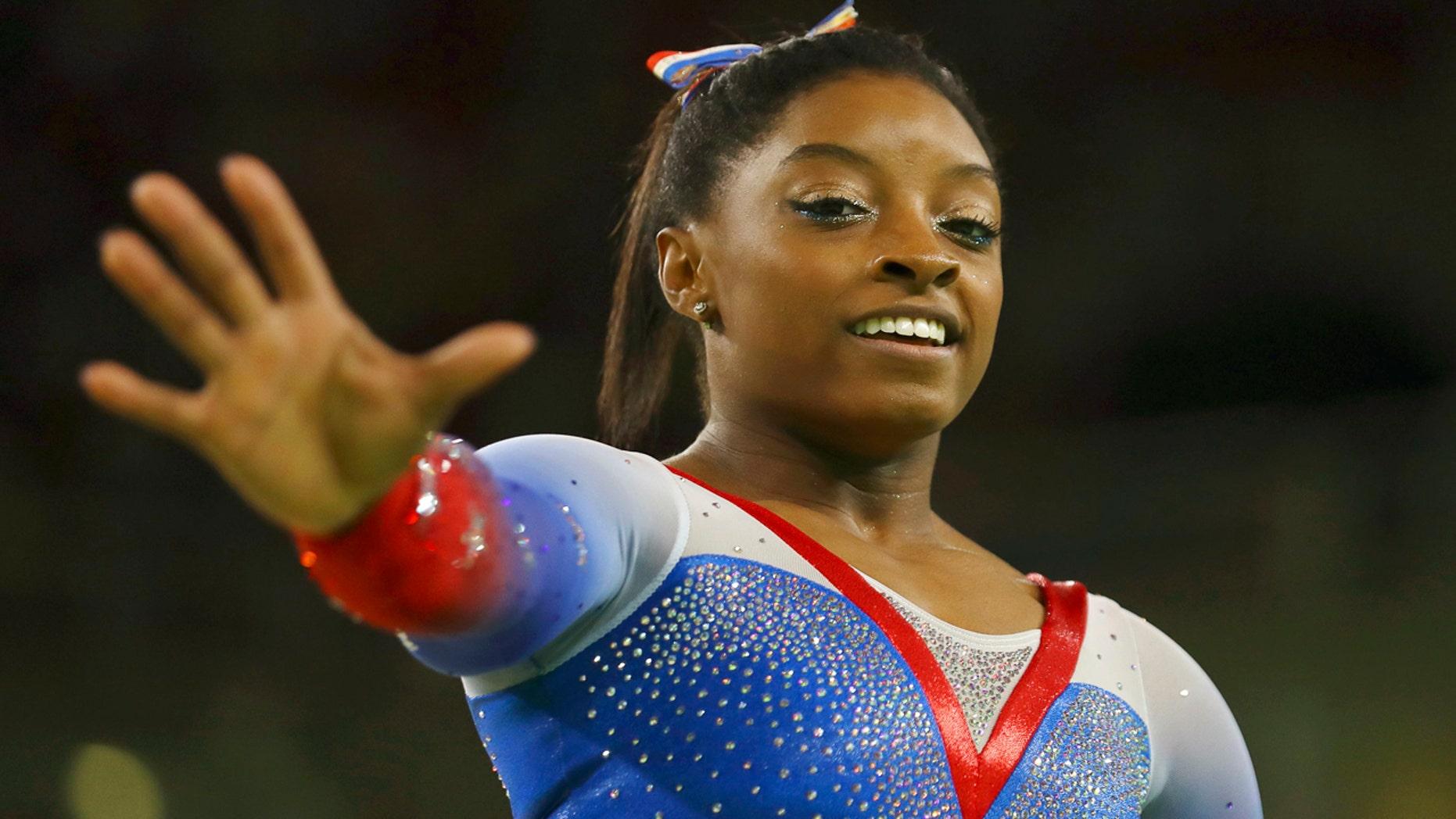 Simone Biles won four gold medals at the 2016 Rio de Janeiro Olympics.