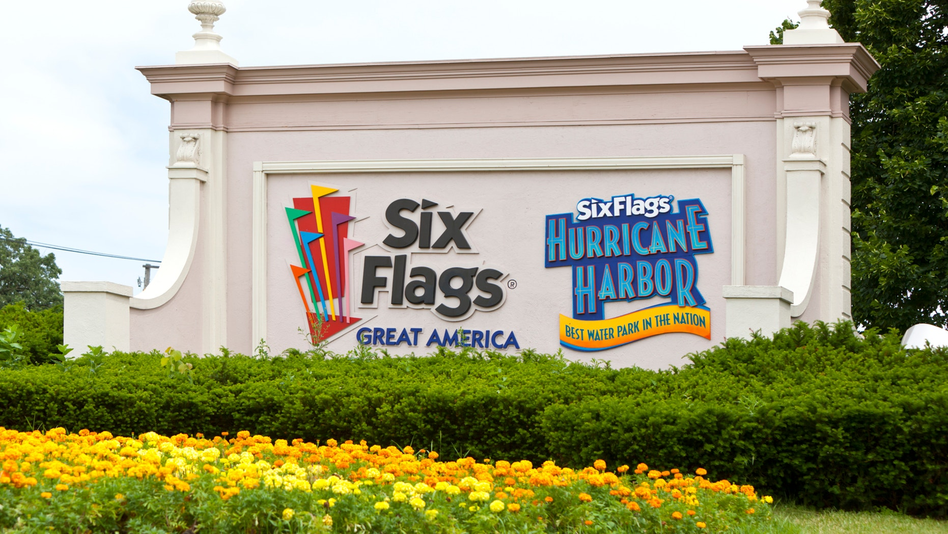 Six Flags, which operates 18 theme park properties in North America, is expanding into the Asian market.