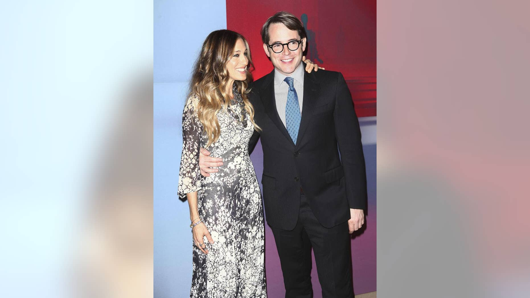 Sarah Jessica Parker talks about what makes her 20-year marriage to Matthew Broderick work.