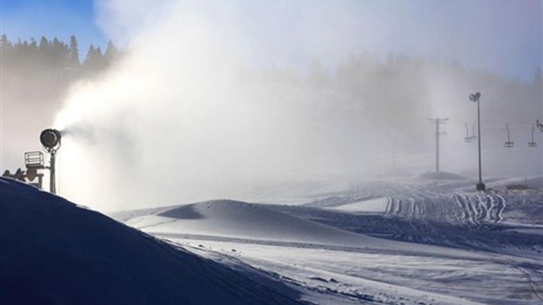 Nov. 20, 2011: Some New Mexico ski areas are celebrating stellar holiday weekends with more terrain open than in previous years.