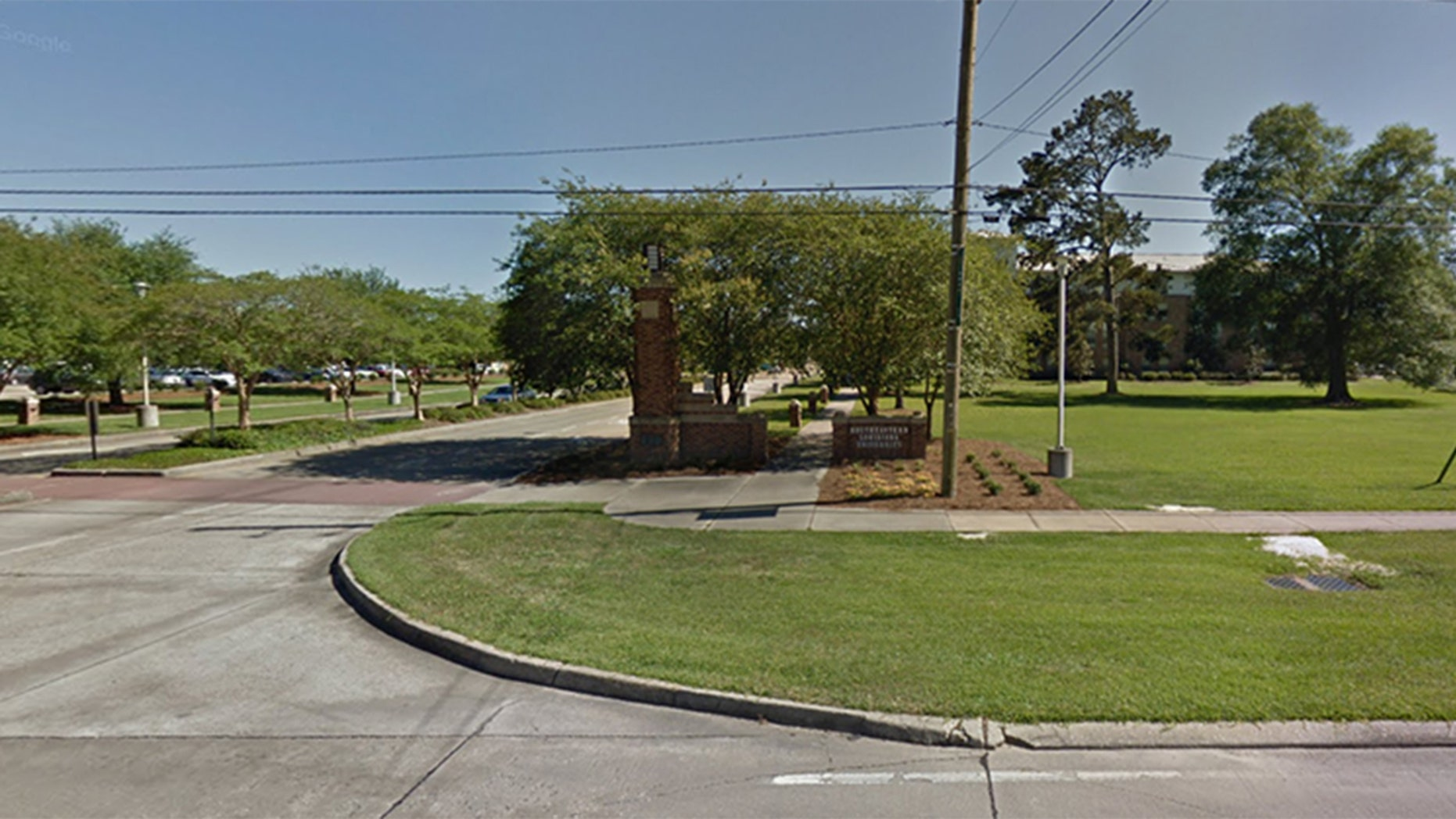 Two people were injured after gunshots were fired at the Southeastern Louisiana University campus.