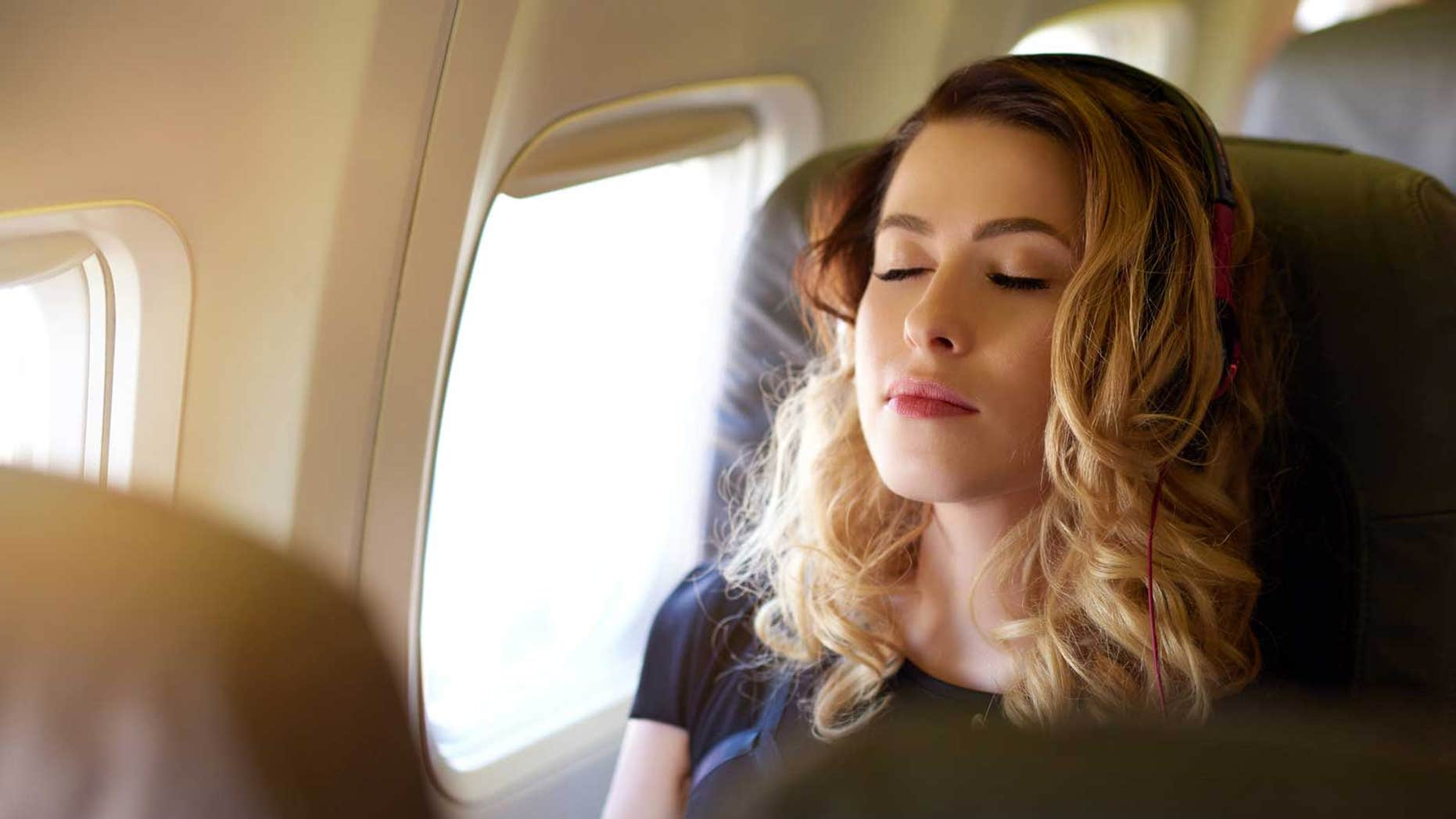 Chill out before a flight with these quick tips.