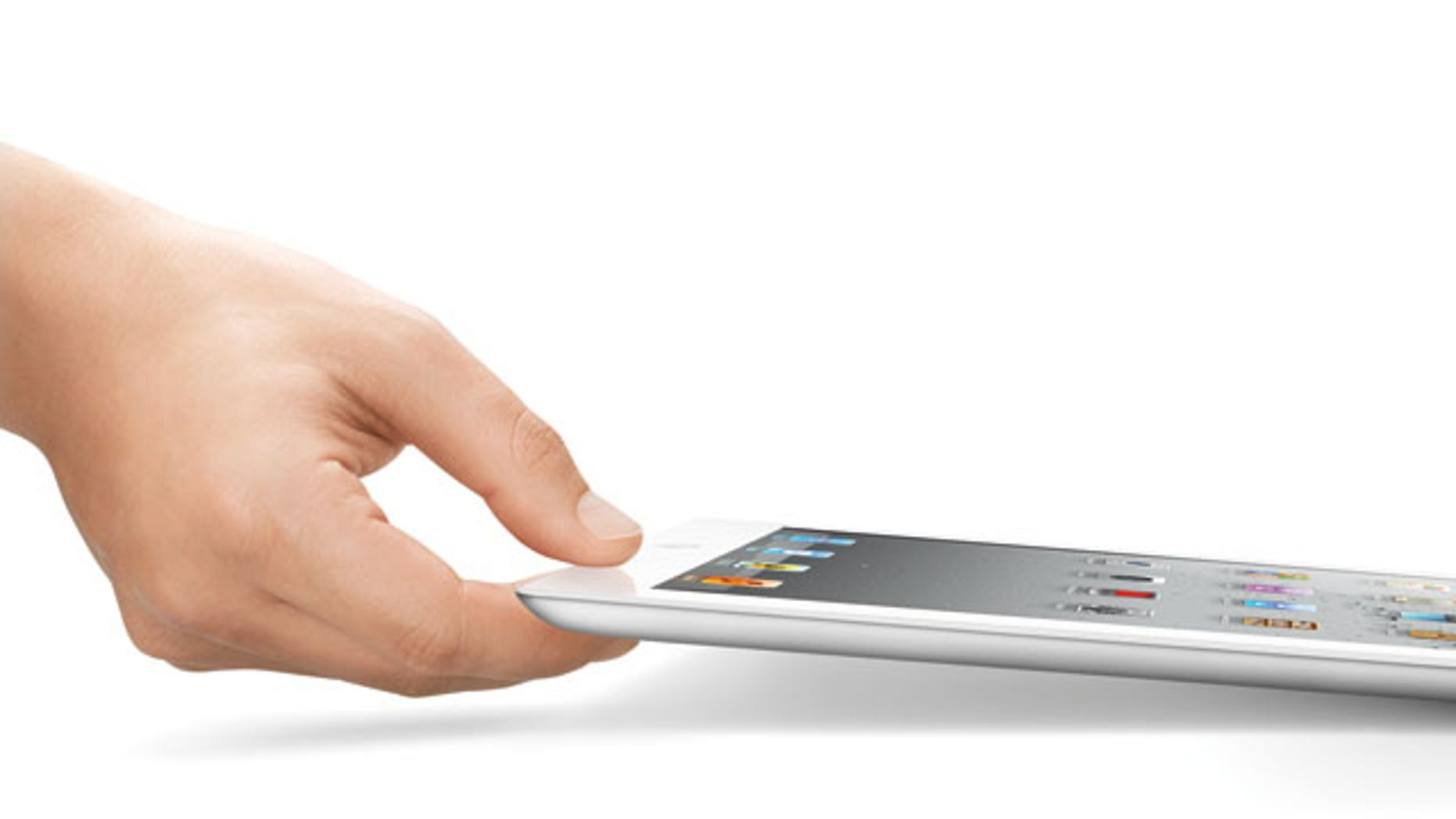 Is a smaller version iPad coming out?