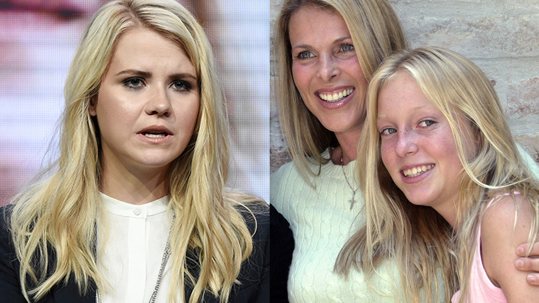Elizabeth Smart reportedly tried to save former 'Dynasty' star Catherine Oxenberg's daughter from the NXIVM sex cult.
