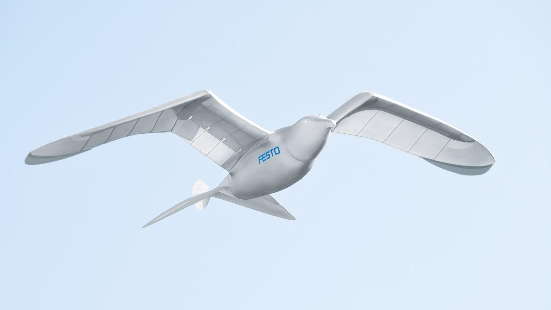 File image of a 'smartbird' (Festo)