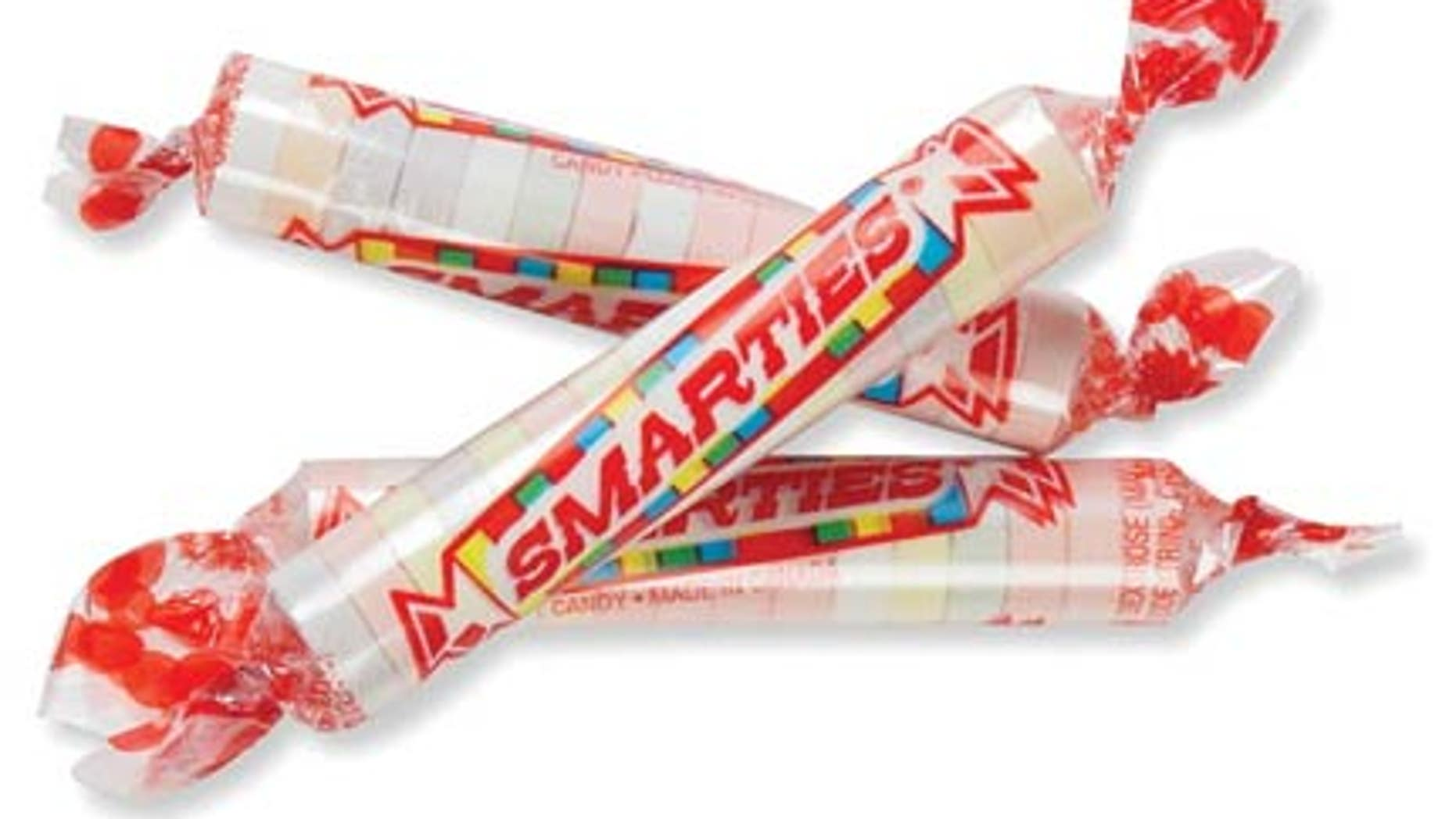 More Students Caught Snorting Smarties Candy