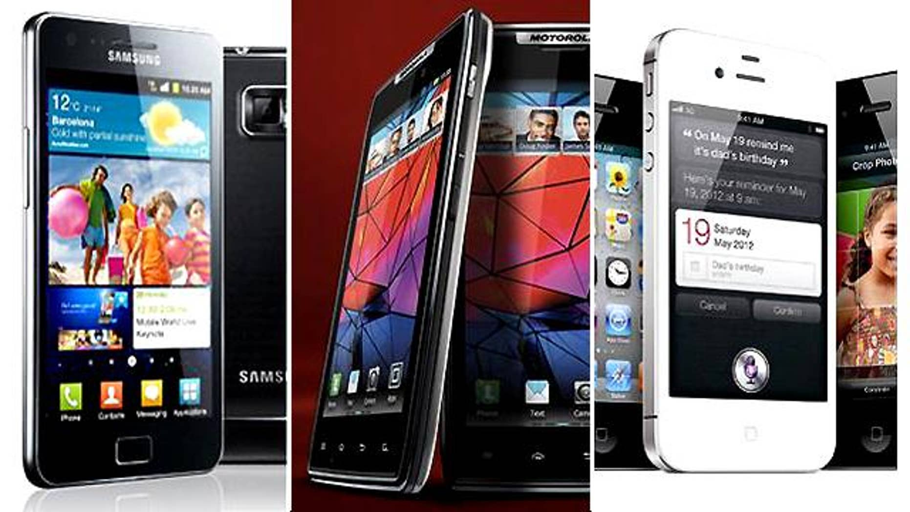 Smartphones from Samsung, Motorola and Apple are among the best bets for consumers this year.