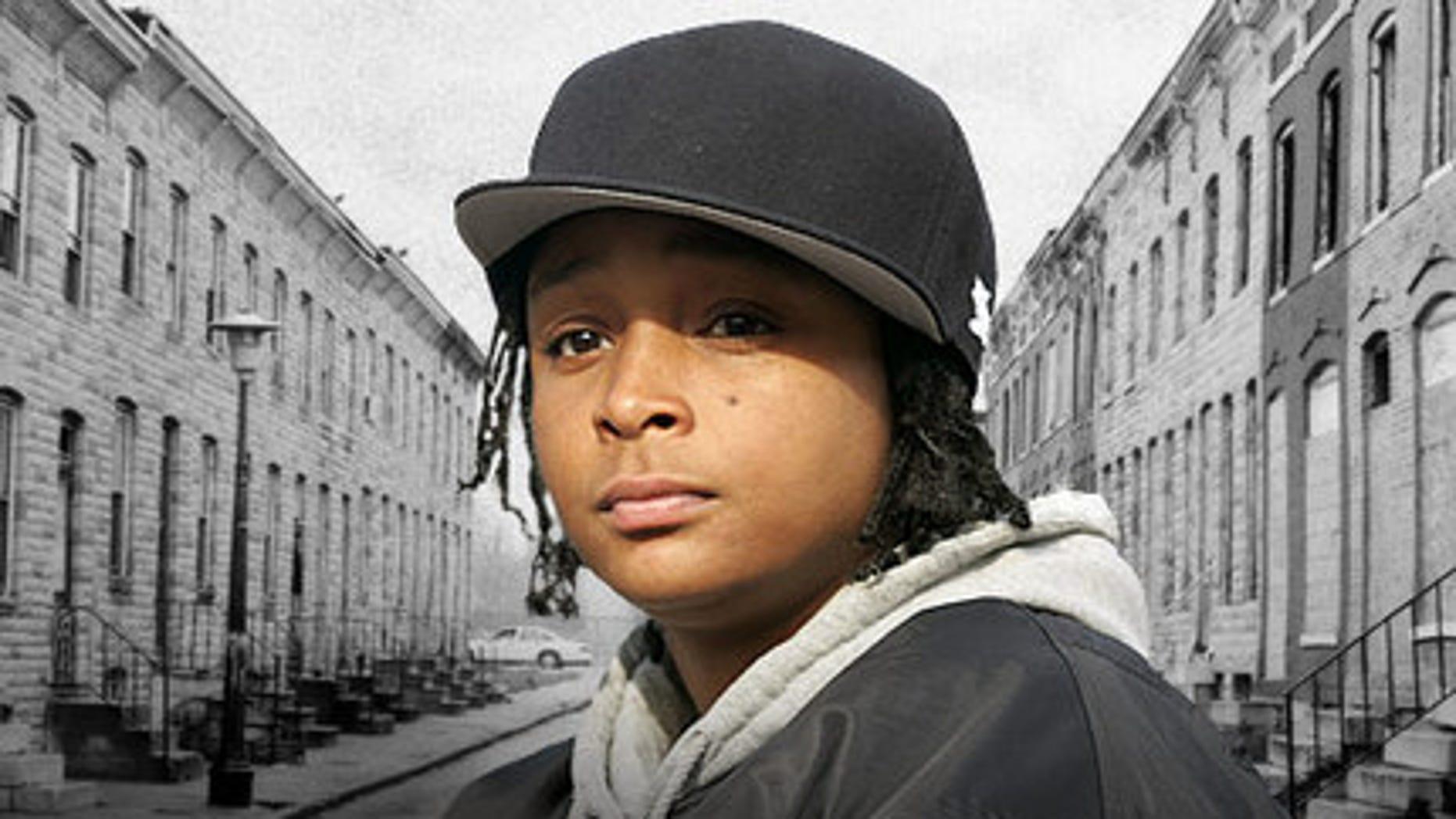 Felicia 'Snoop' Pearson. (HBO)