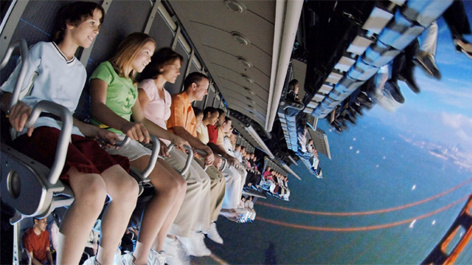 Soarin' at Epcot will get another theater which will have an upgraded projection screen.