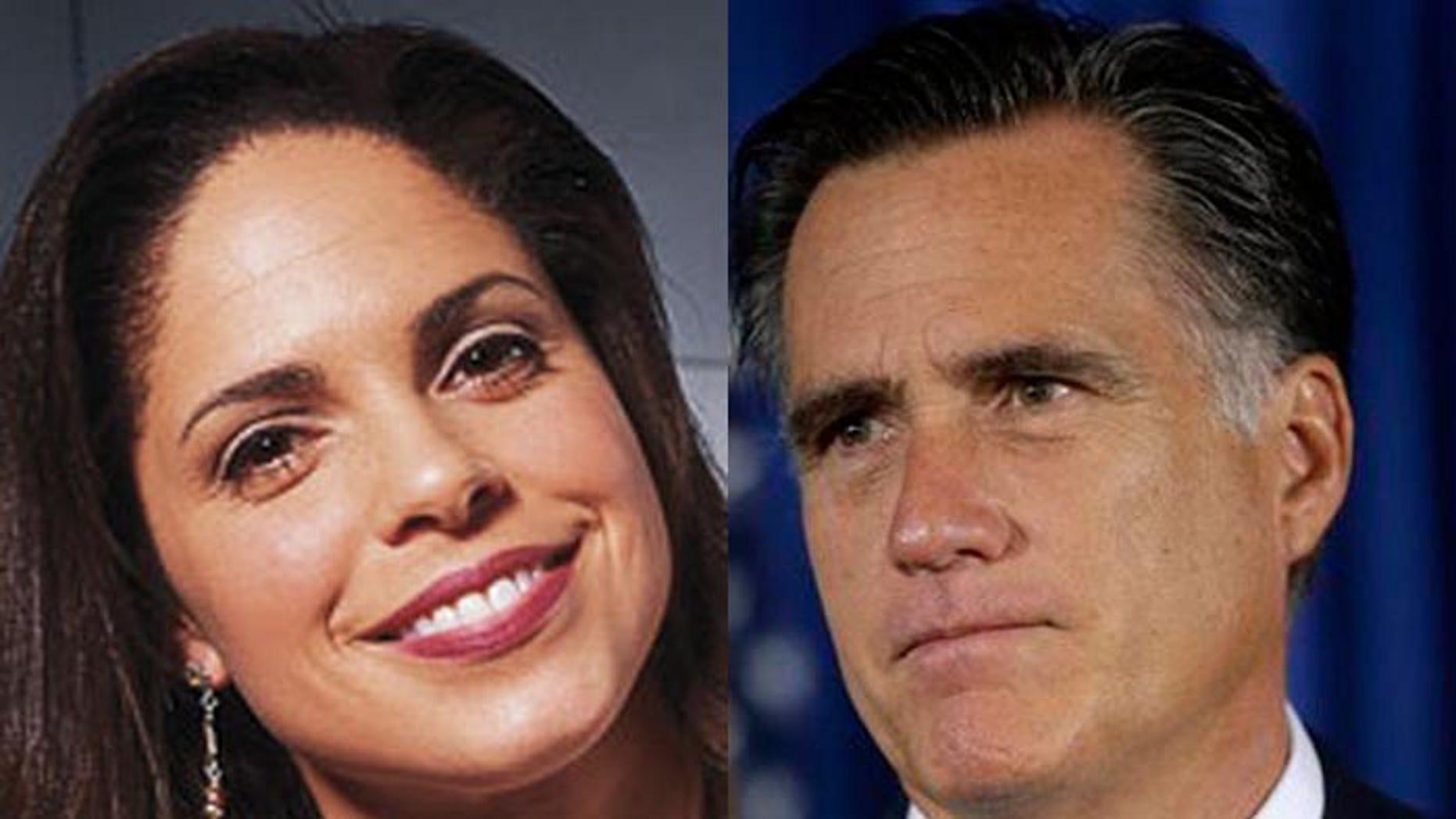 "When Mitt Romney tried to walk back an ""inelegant"" statement, CNN's Soledad O'Brien implied that he was lying."