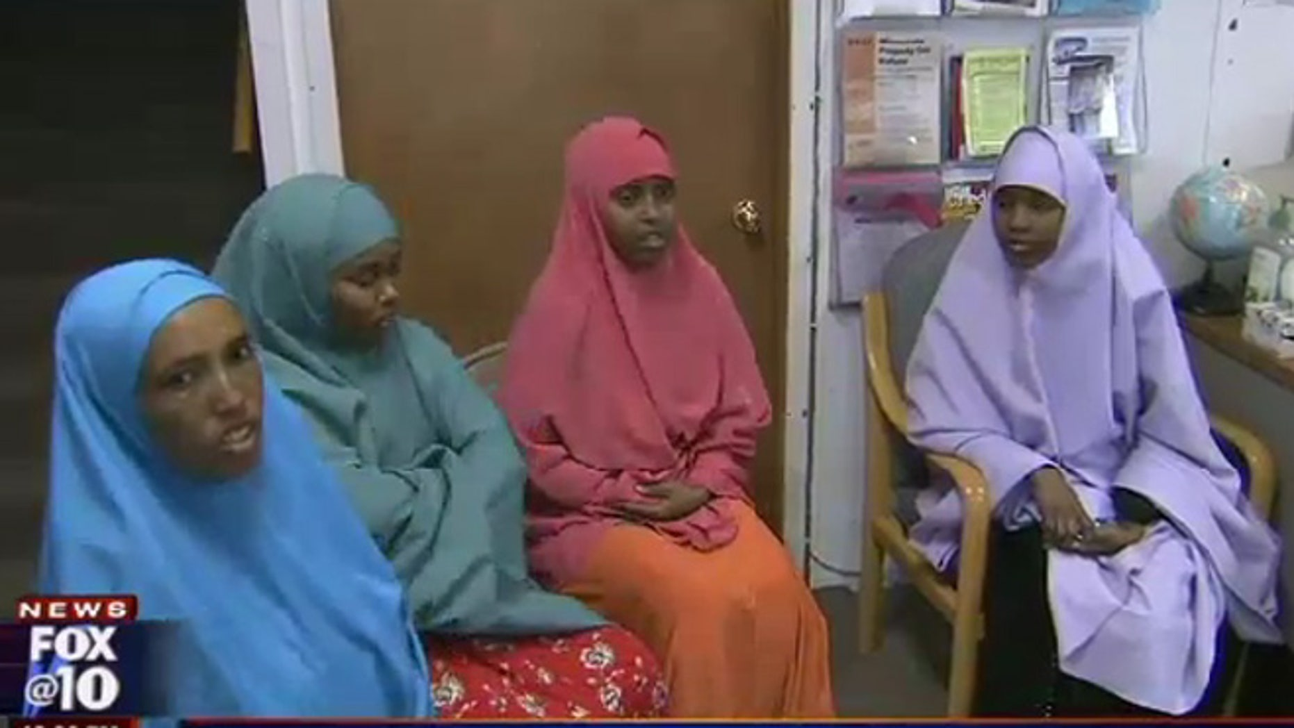 Somali employees walked out of a bakery plant after refusing new dress code implemented after accident.