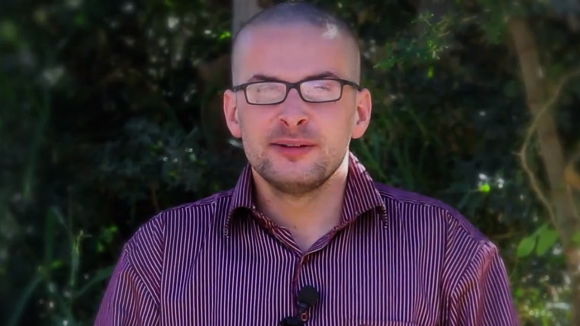 Dec. 4, 2014: Luke Somers, an American photojournalist born in Britain and held hostage by al-Qaida's affiliate in Yemen.