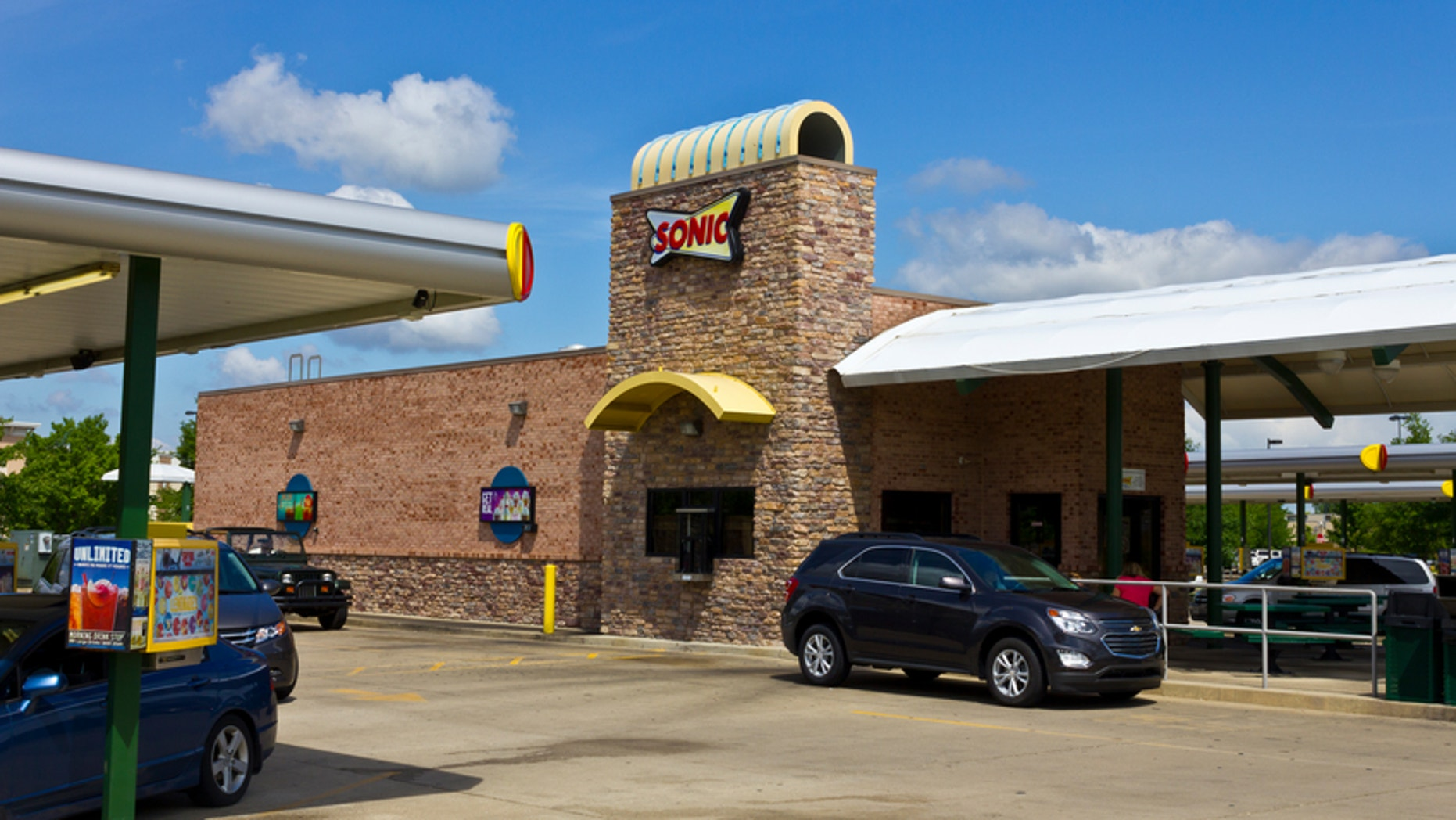 A Sonic drive-in worker was fired for racist receipt remarks.