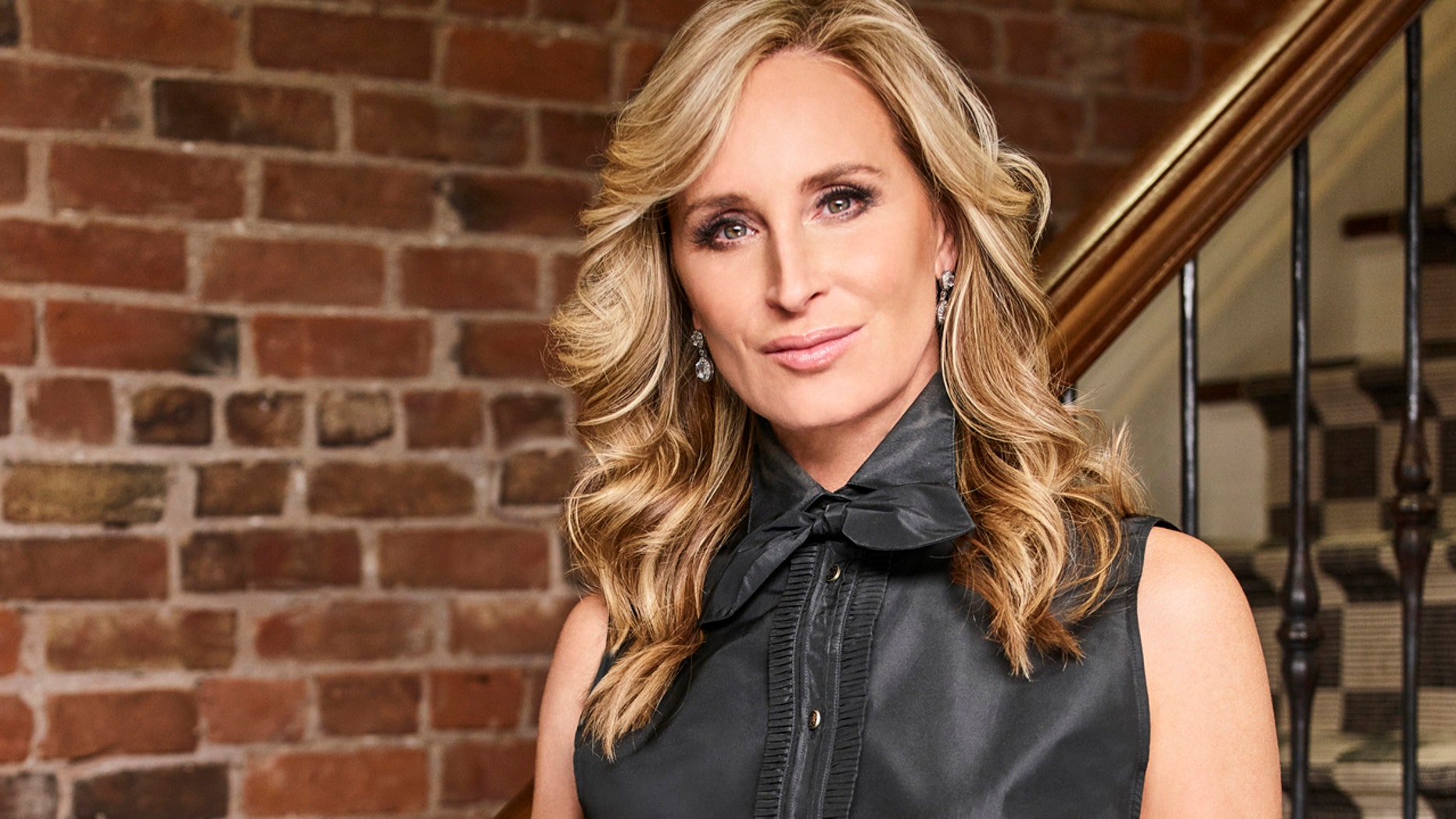 "Sonja Morgan currently stars on the ""Real Housewives of New York City."""