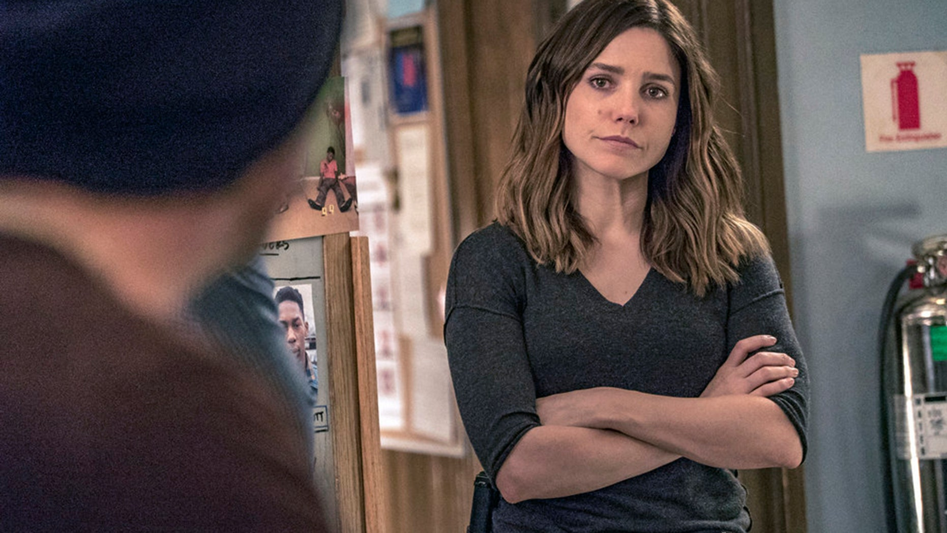 "CHICAGO P.D. -- ""Fagin"" Episode 421 -- Pictured: Sophia Bush as Erin Lindsay."