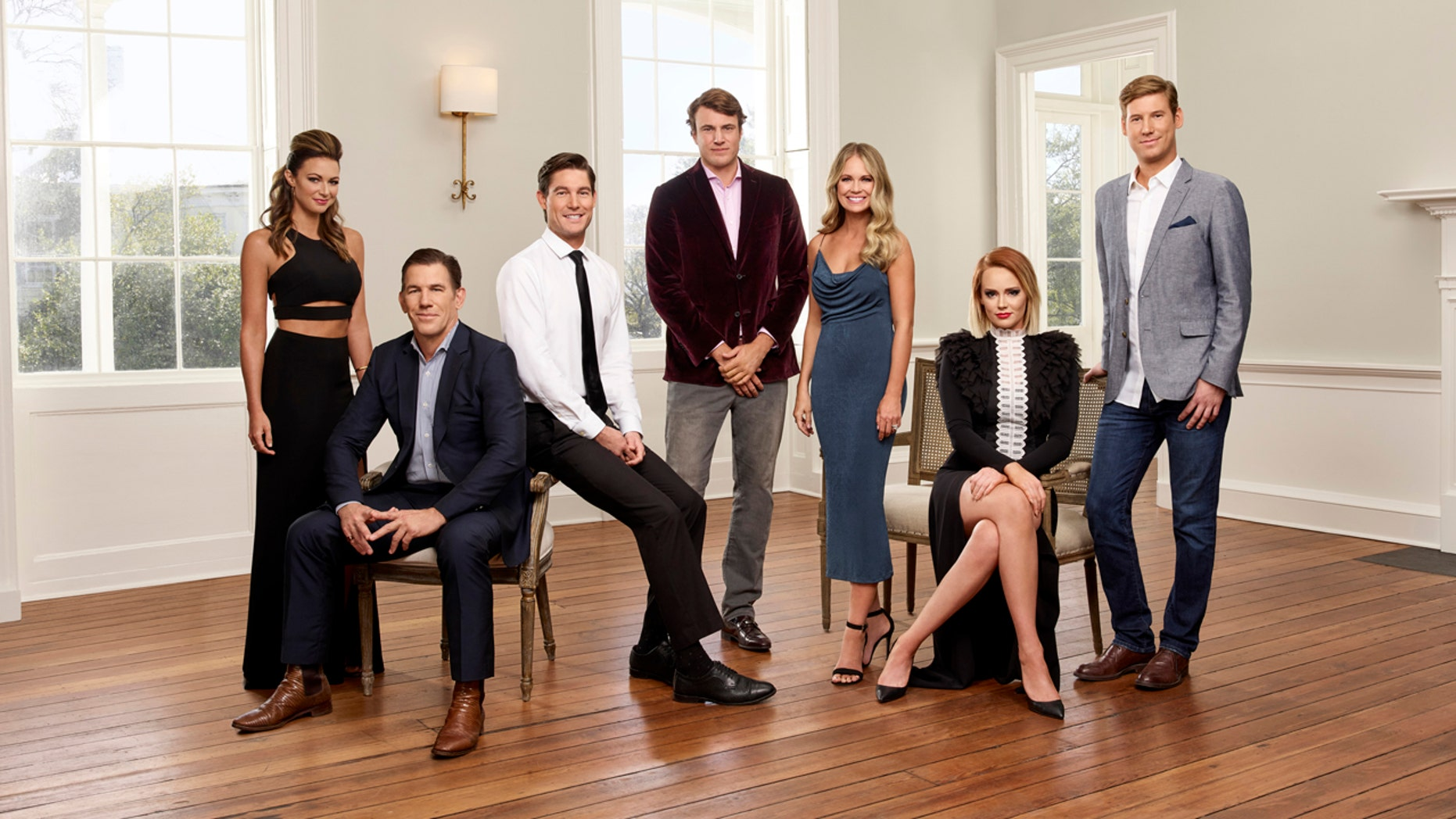"The cast of Bravo series 'Southern Charm"" speaks out about cast member Thomas Ravenel's sexual assault allegations on the show's reunion special."