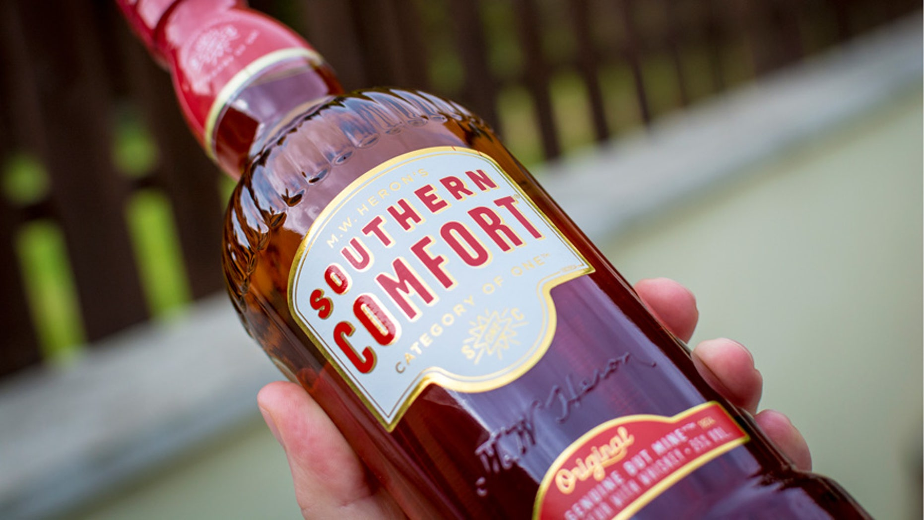 Southern Comfort isn't a whiskey blend, but it will be soon.