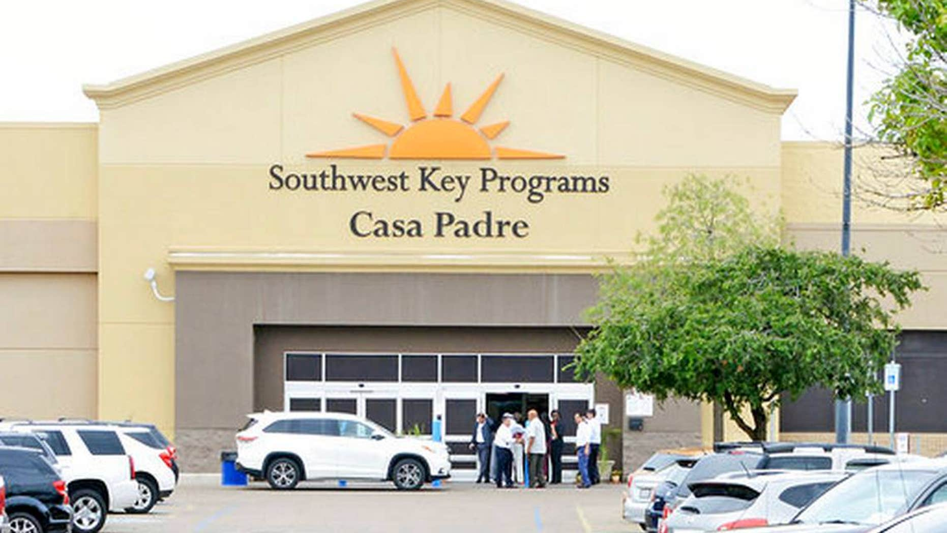 The headquarters of an organization running the nation's largest network of shelters for migrant children has been evacuated twice in two weeks over bomb threats, a spokesman told Fox News.