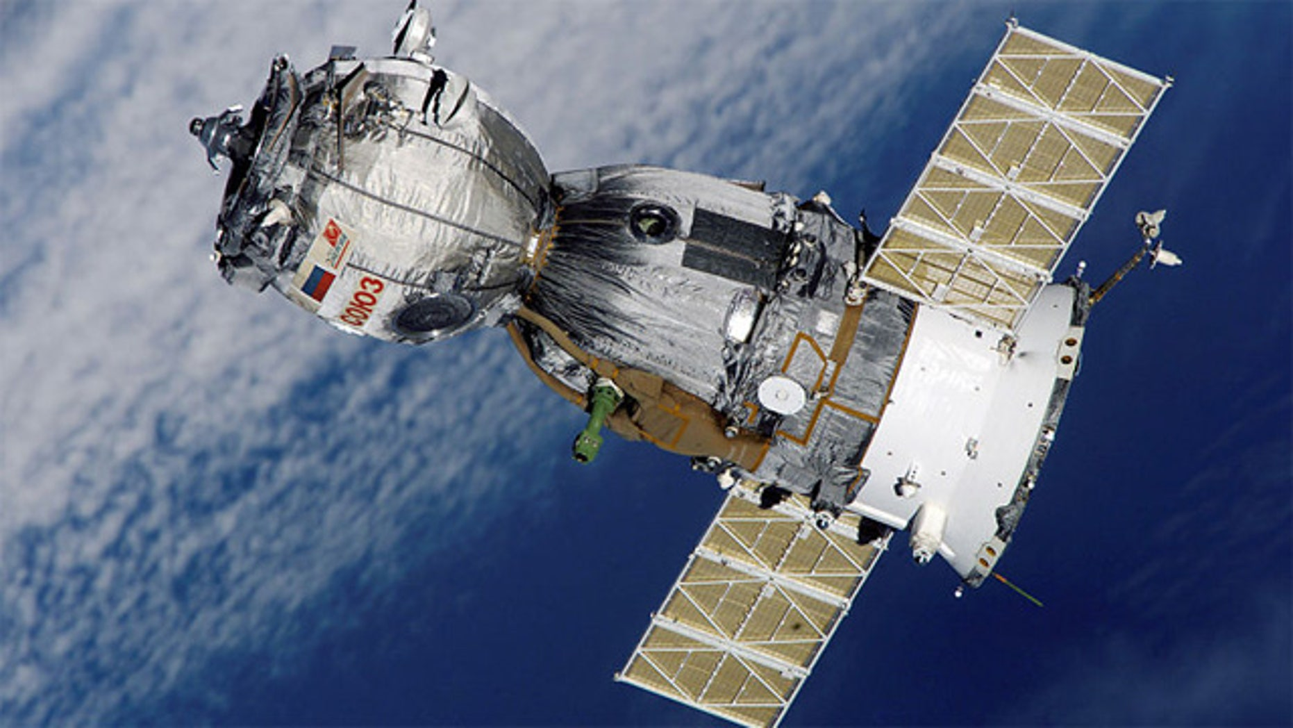 Russia's Soyuz fleet is officially grounded.