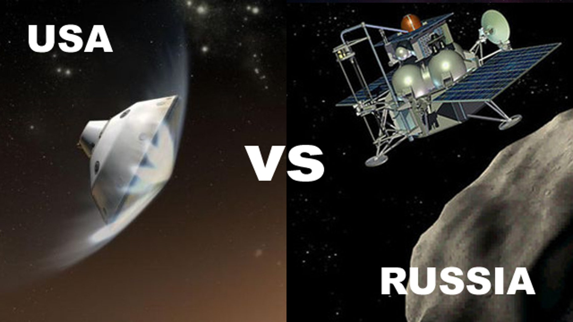 NASA will launch its newest Mars lander on Saturday; Russia hopes to salvage its mission to Mars moon Phobos as well. Is a race to Mars about to begin?