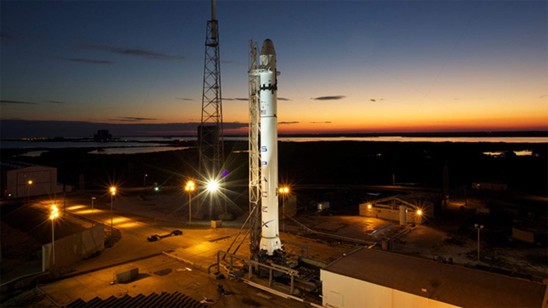 SpaceX will most likely delay its May 7 launch date to allow for further testing.