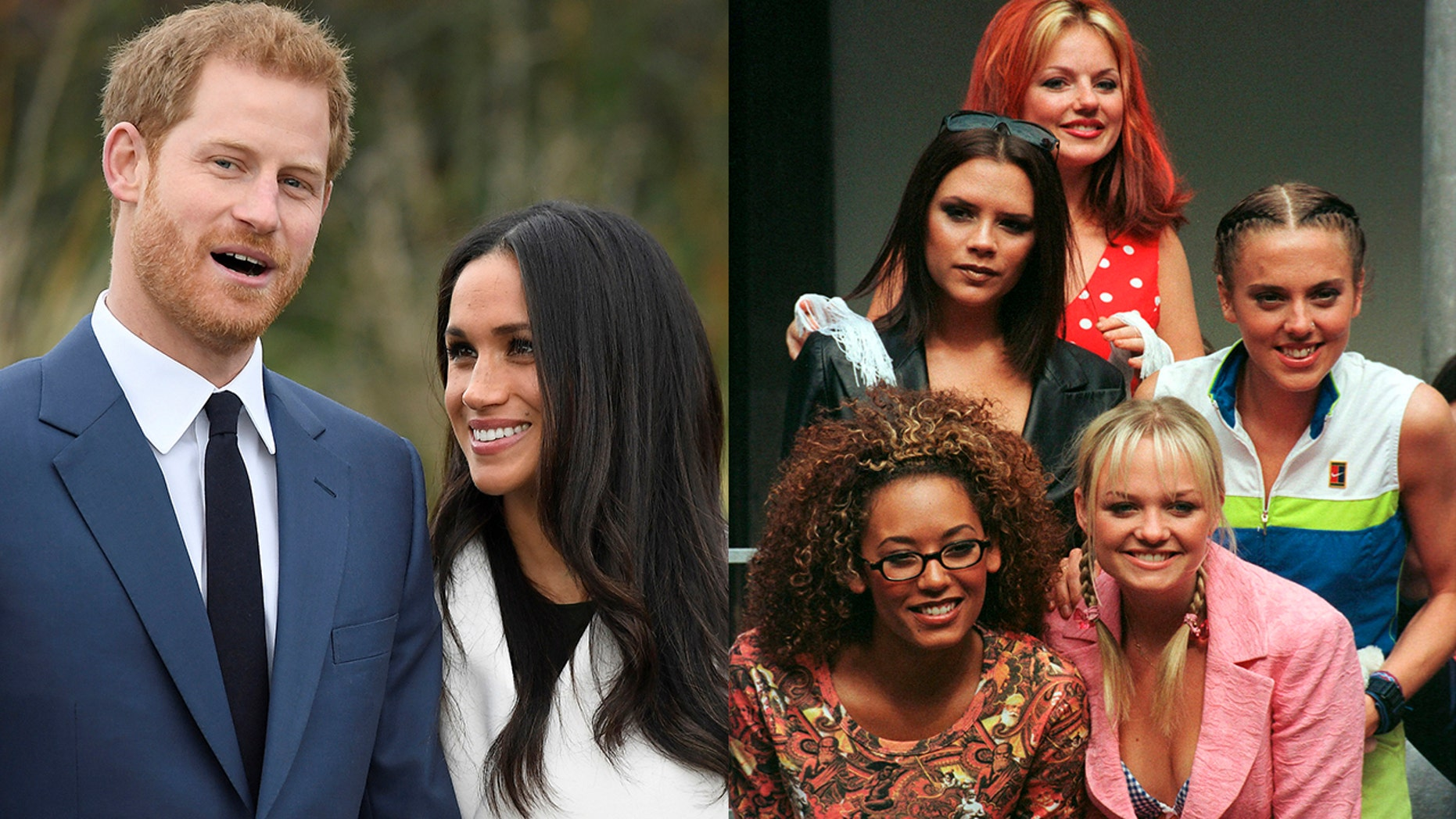 Mel B of the Spice Girls revealed the girls group has been invited to attend Prince Harry and Meghan Markle's May 19 nuptials.