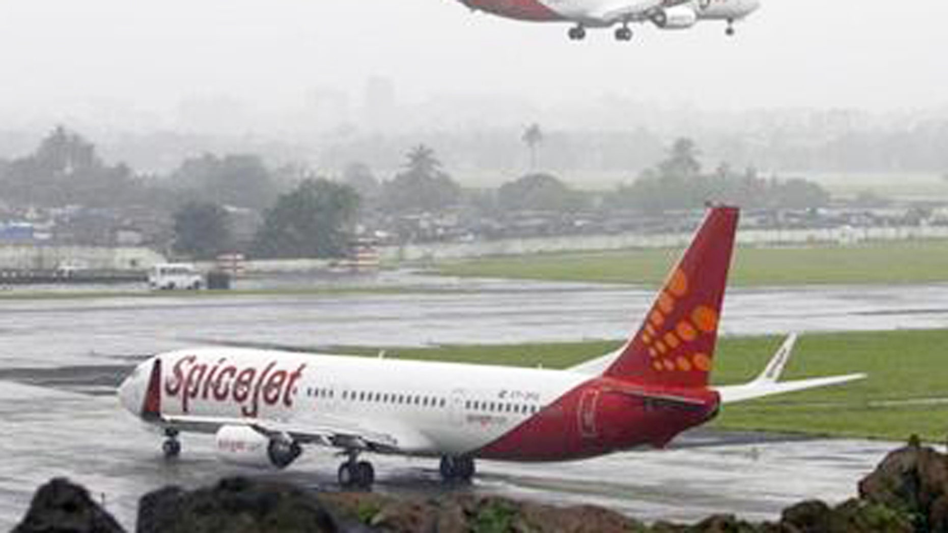 SpiceJet, a low cost carrier based in Gurgaon, India, is the country's fourth largest airline.
