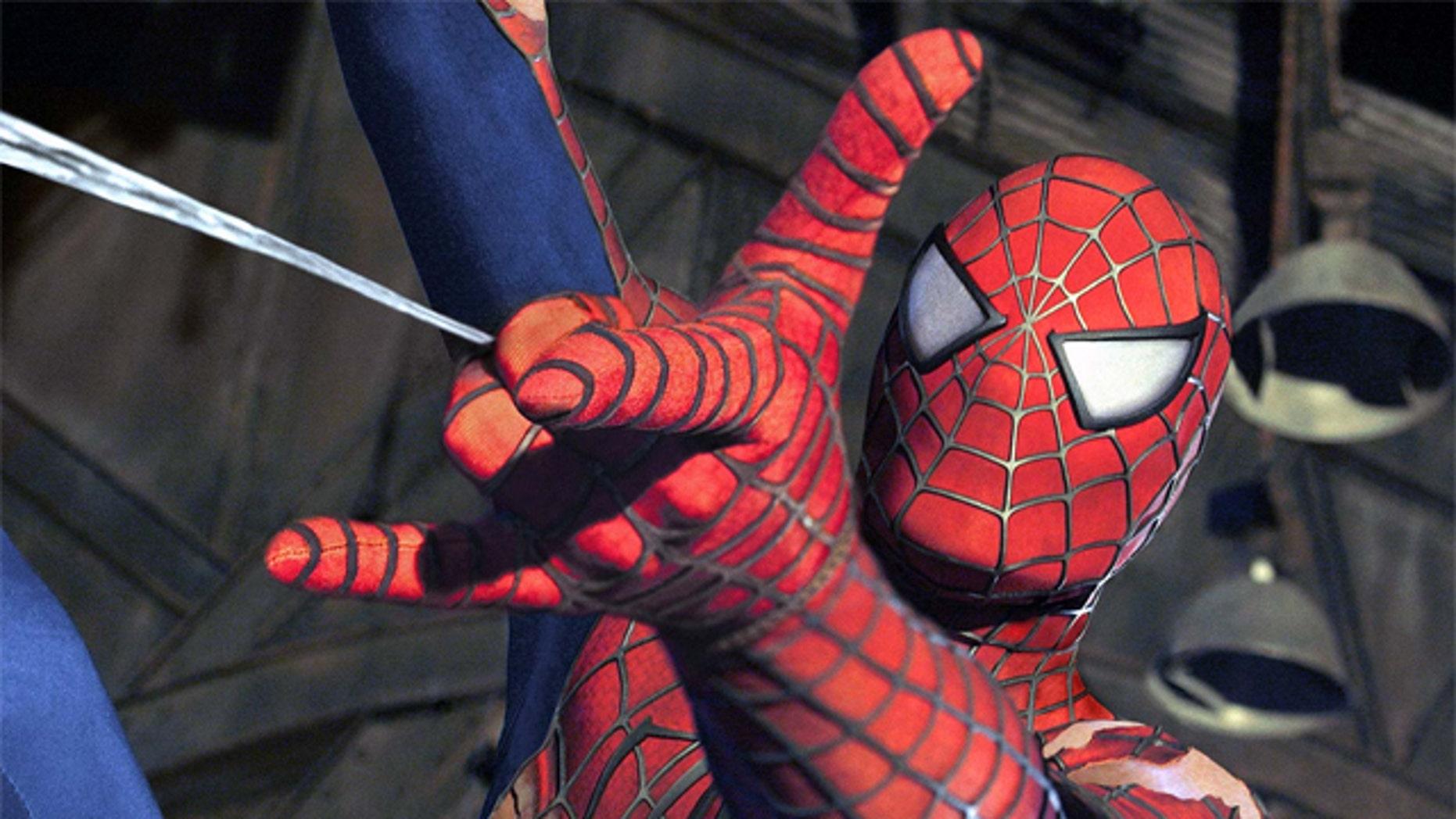 Pound for pound, spider silk is stronger than steel.