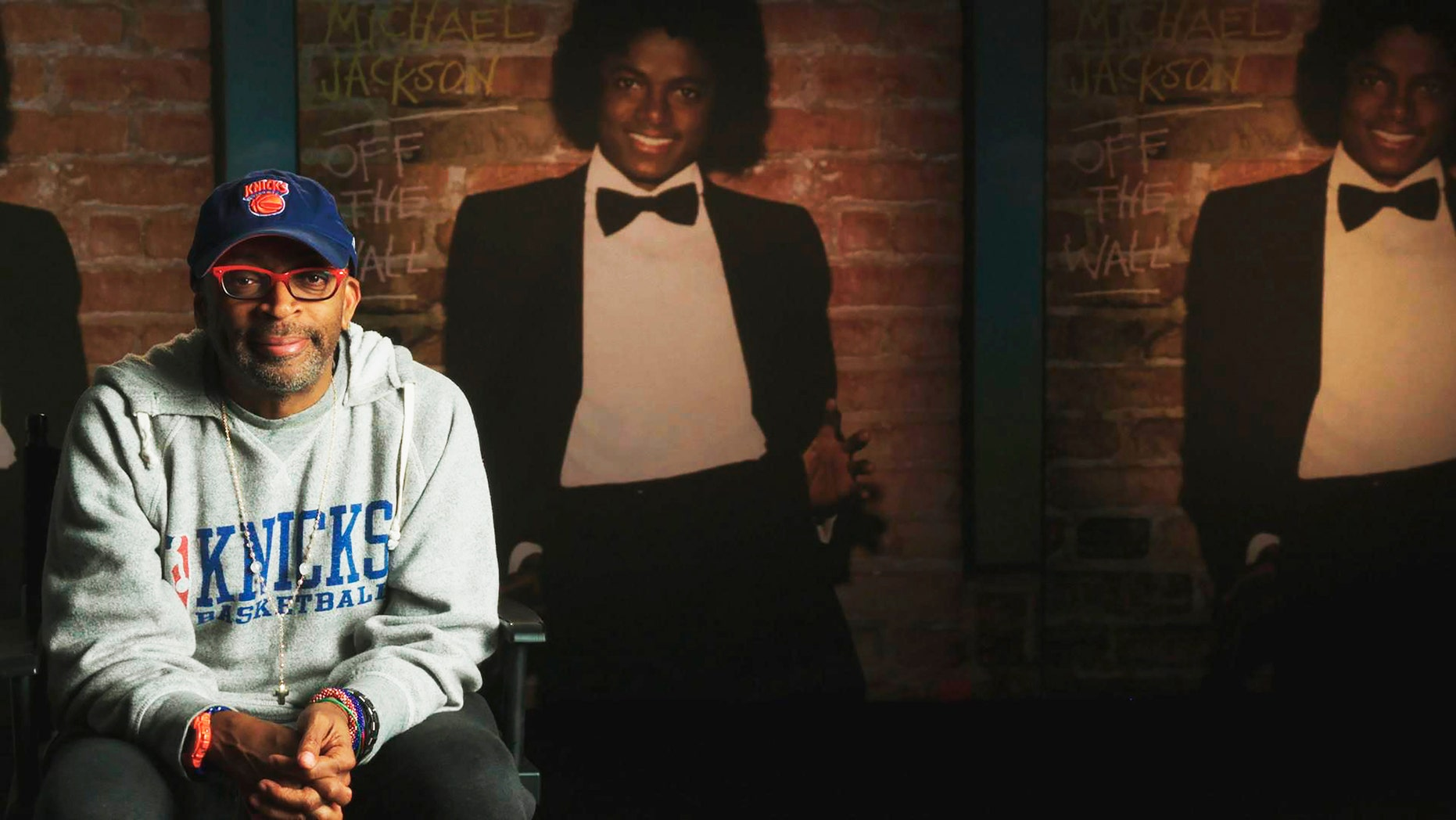 "Director Spike Lee whose documentary film, ""Michael Jackson's Journey from Motown to Off the Wall,"" is included among the documentaries premiering at the 2016 Sundance Film Festival in Park City, Utah."