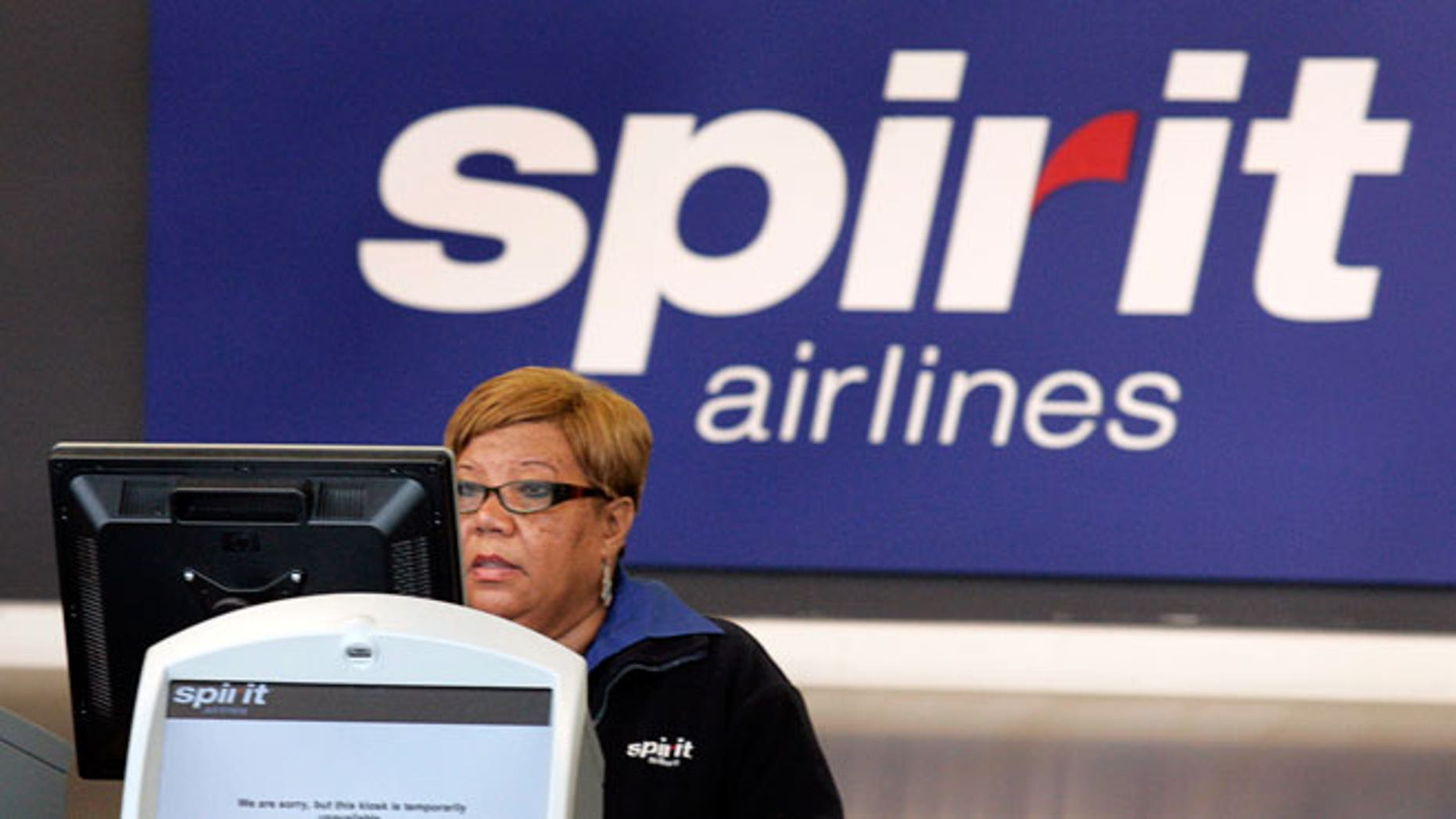 0589a761fa Spirit Airlines offers no discount for military