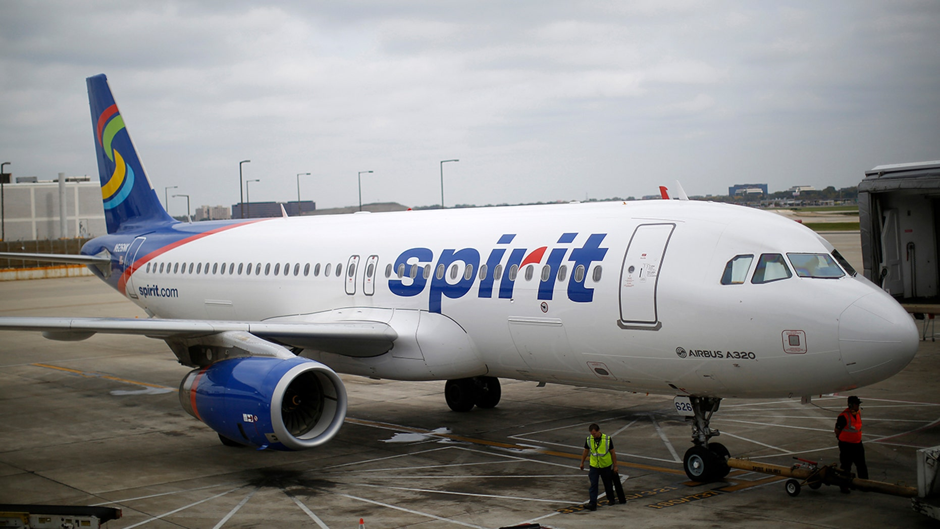 Spirit's flight crew removed Bencivenga from the aircraft, but he allegedly continued to act belligerently once back at the gate.