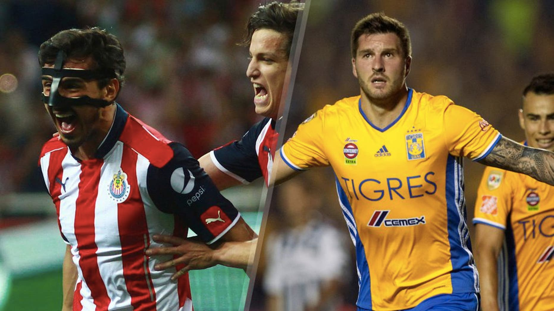 f03cdffb2b8 The Liga MX final is set  Chivas Guadalajara and Tigres UANL will face off  to be named the Liga MX Clausura champion.
